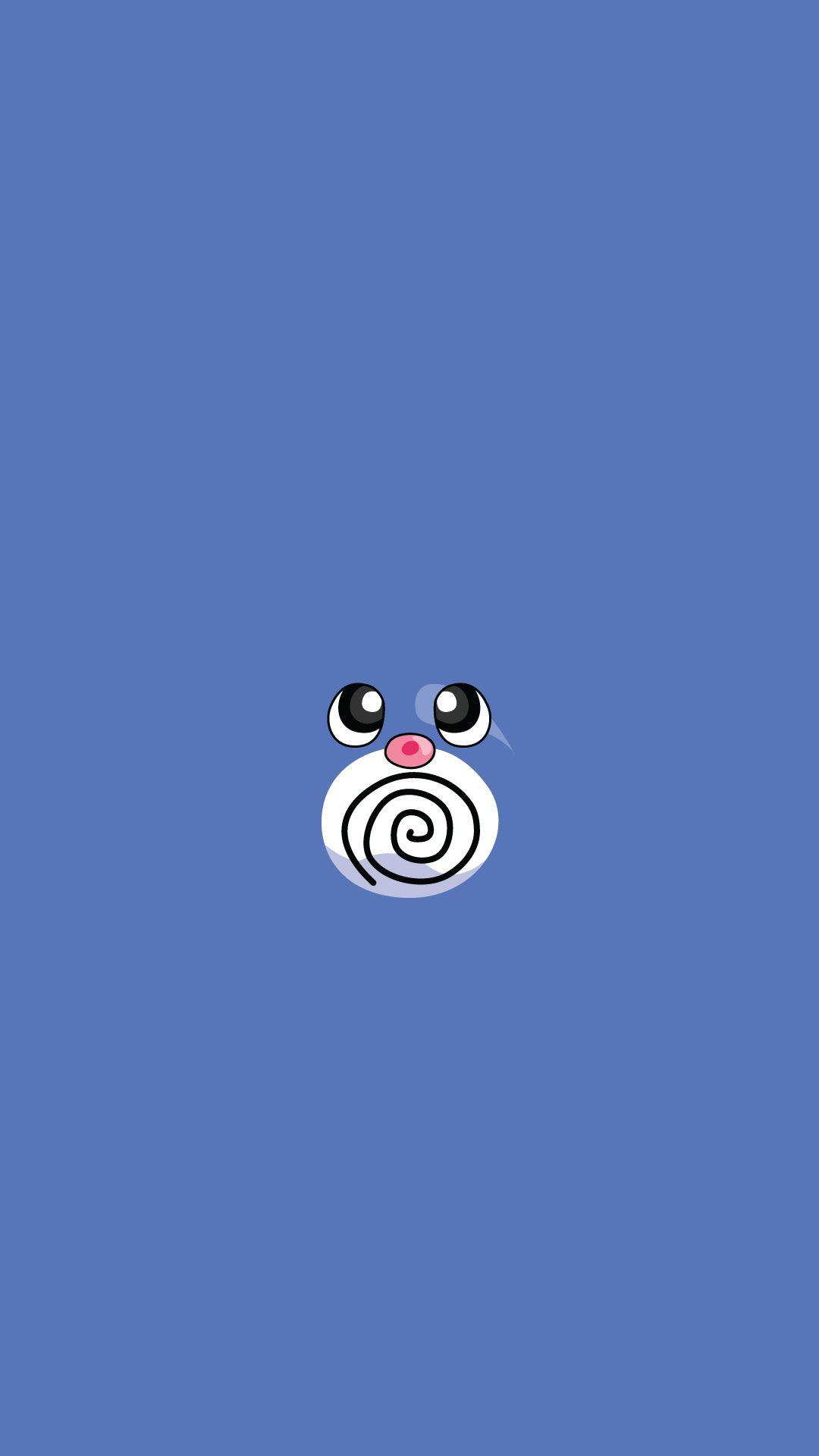 Poliwag Pokemon iPhone 6+ HD Wallpaper HD - Free Download ...