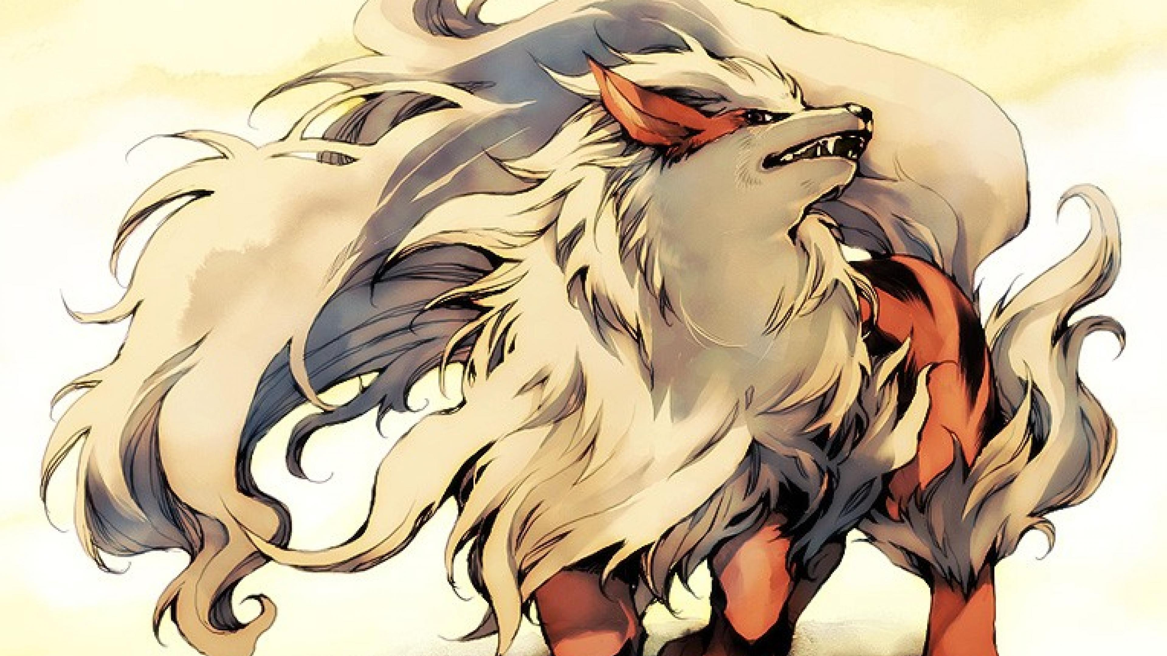 88+ Arcanine Wallpaper - Arcanine Wallpaper By Turbot2, Tiger Gal ...