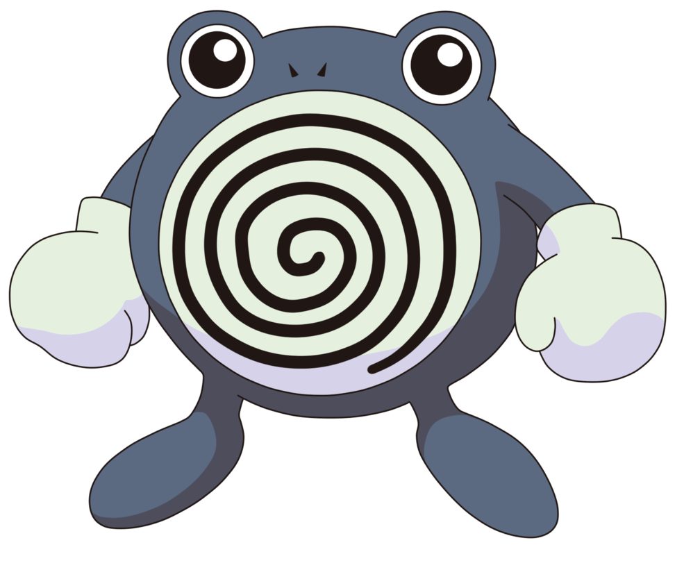 061-Poliwhirl by Tzblacktd on DeviantArt