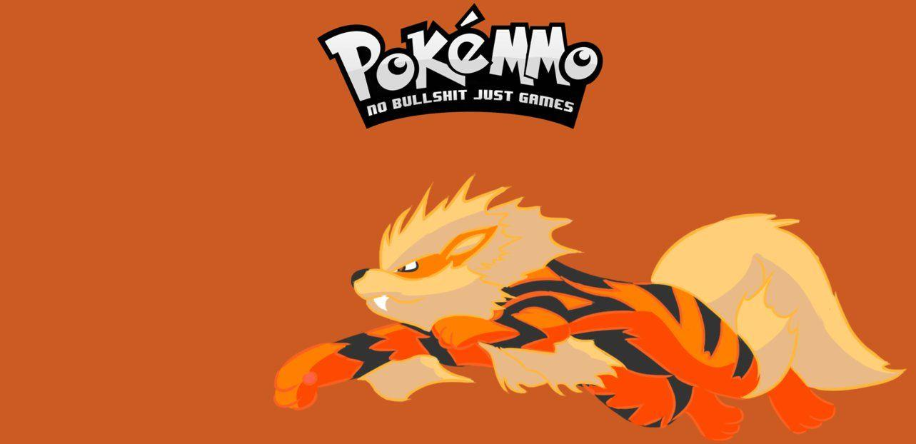 PokeMMO Wallpaper Arcanine by Vyranitar on DeviantArt