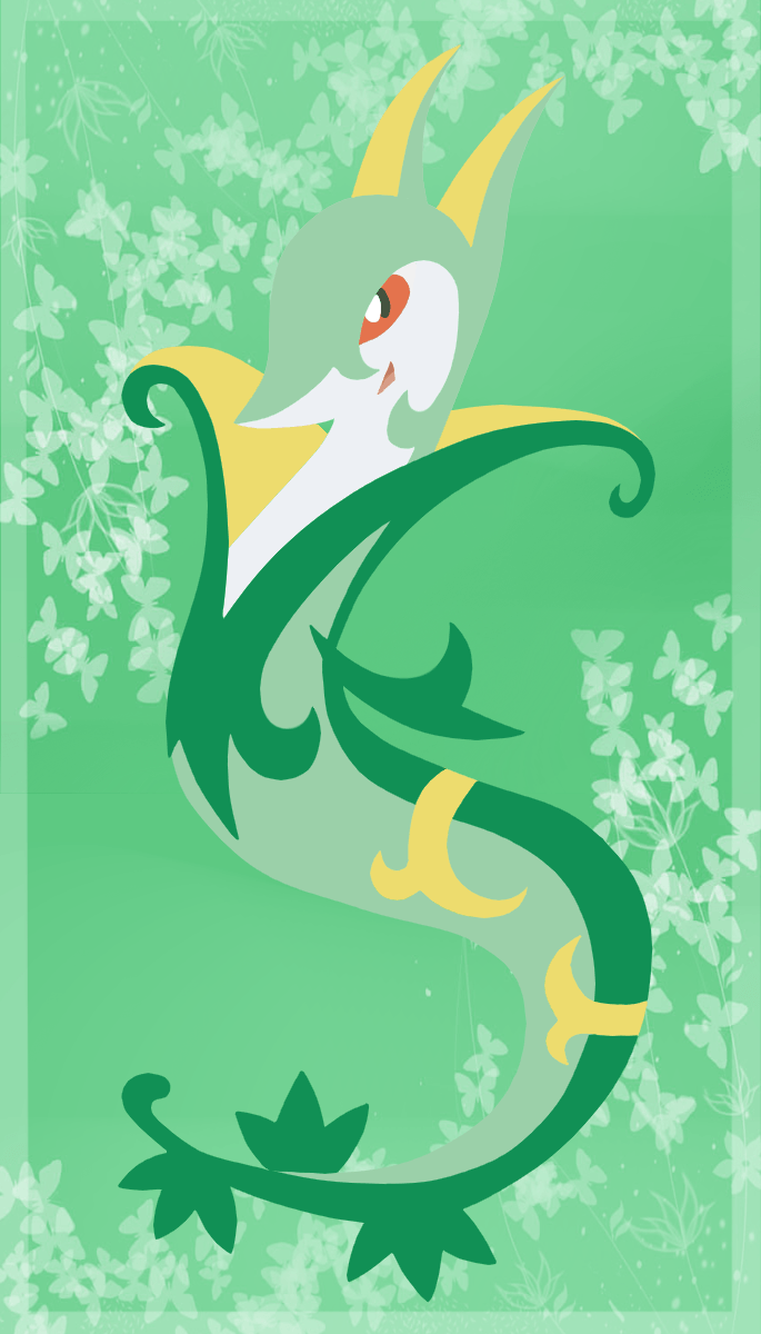 Serperior Wallpaper, PC Serperior Wallpapers Most Beautiful Image