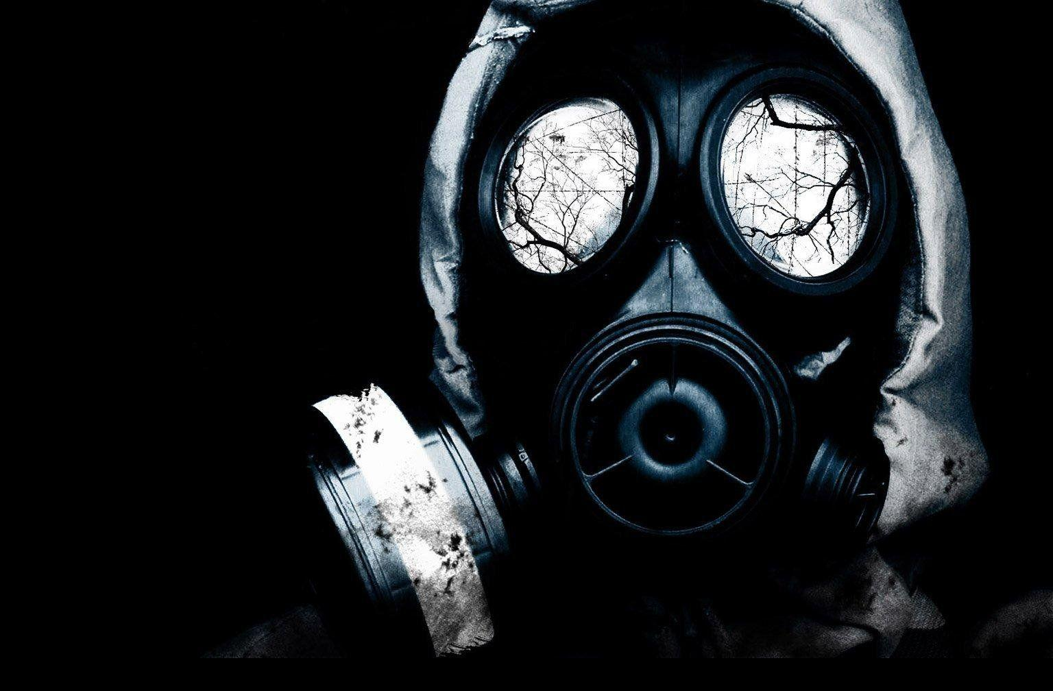 Gas Mask Wallpapers Wallpaper Cave