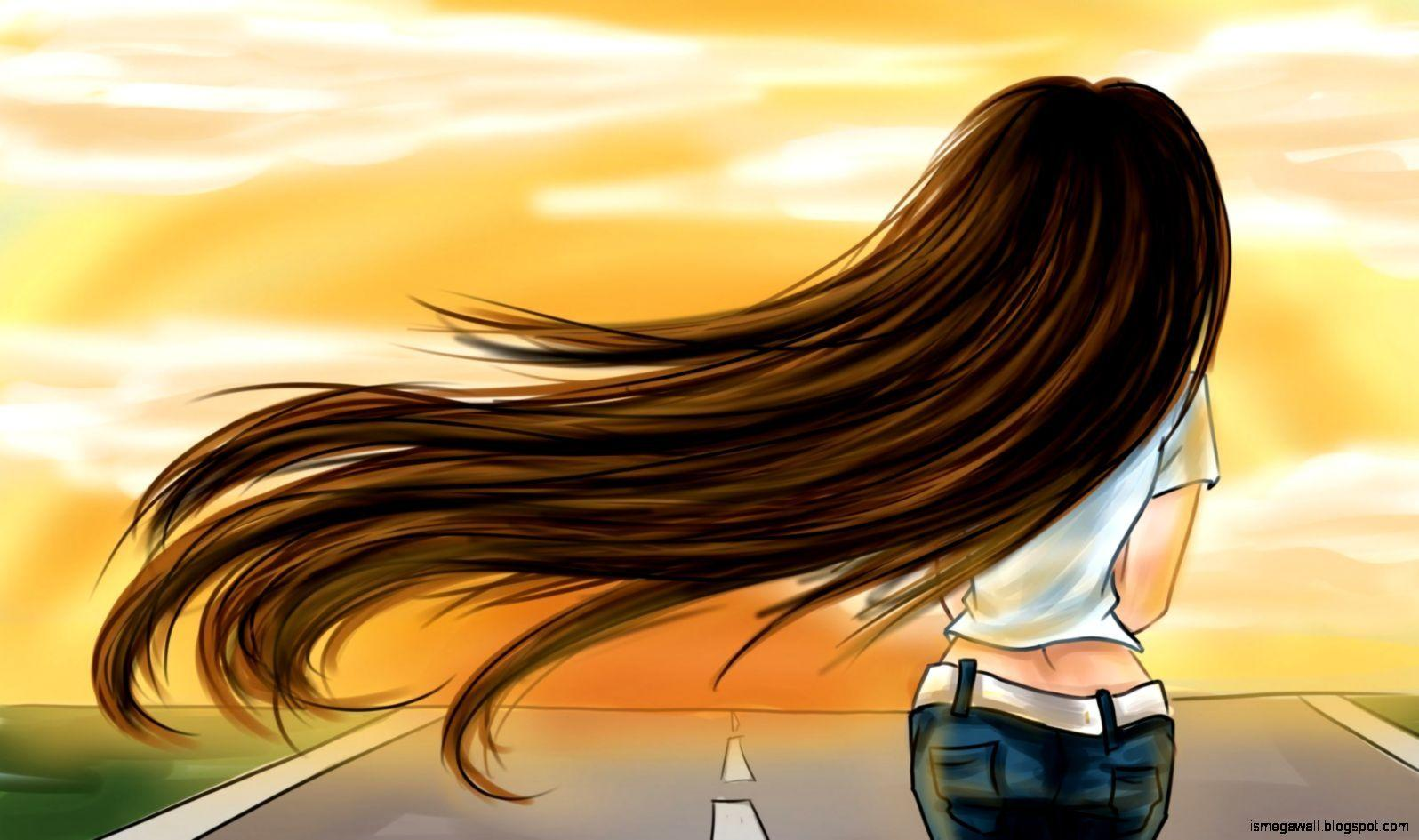 Long Hair Wallpapers Wallpaper Cave