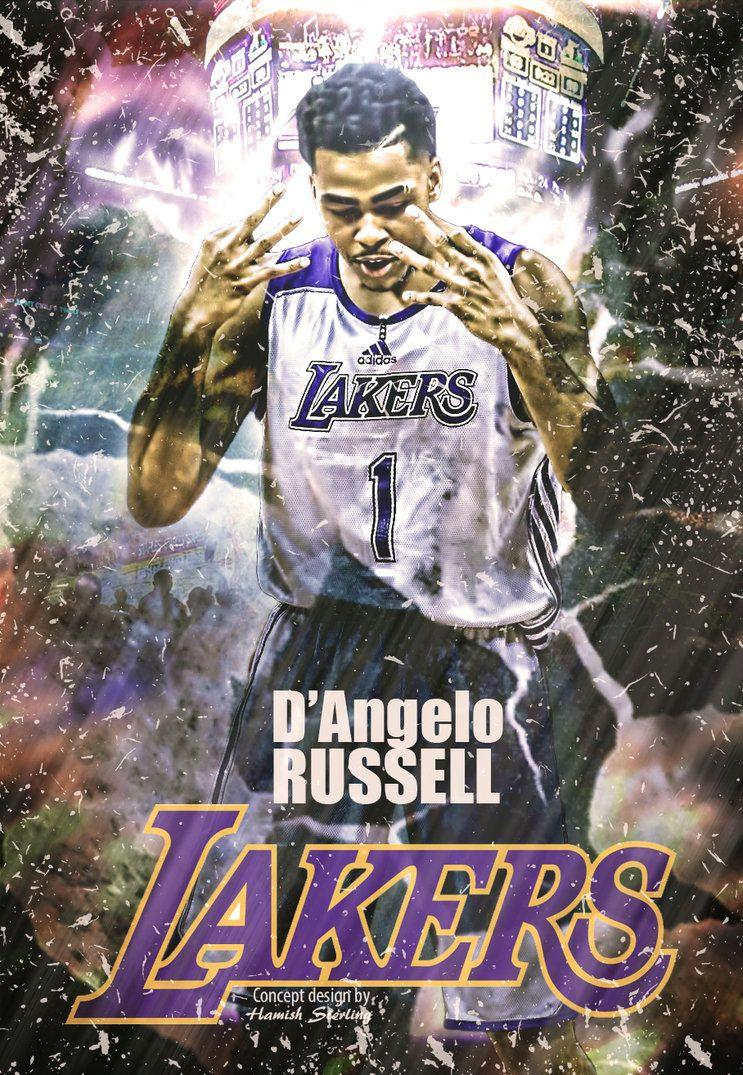 D'Angelo Russell wallpapers