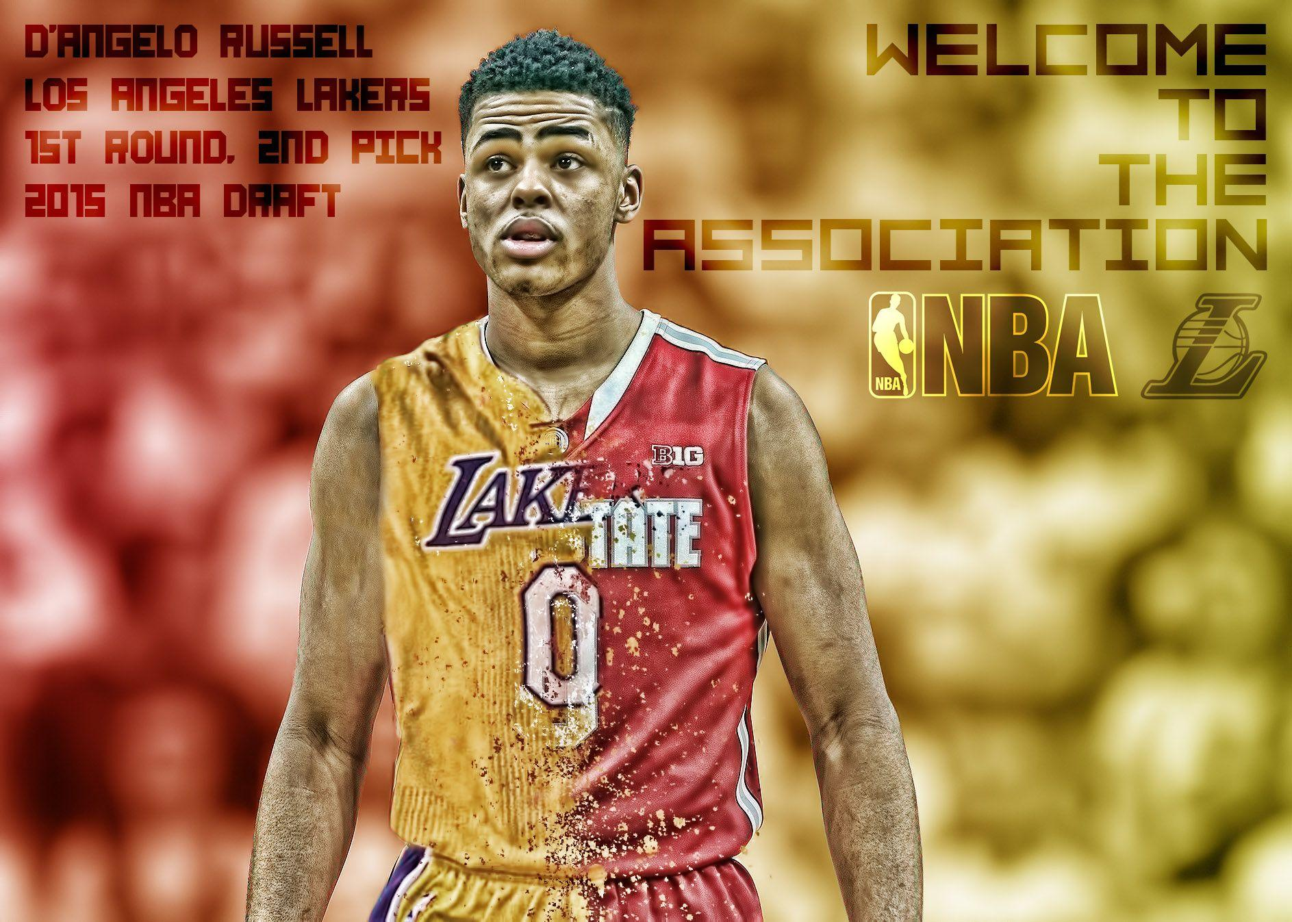Awesome D Angelo Russell Wallpapers