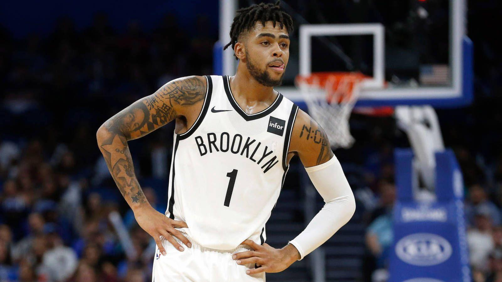 D'Angelo Russell: Magic's comments 'ruffled a few feathers