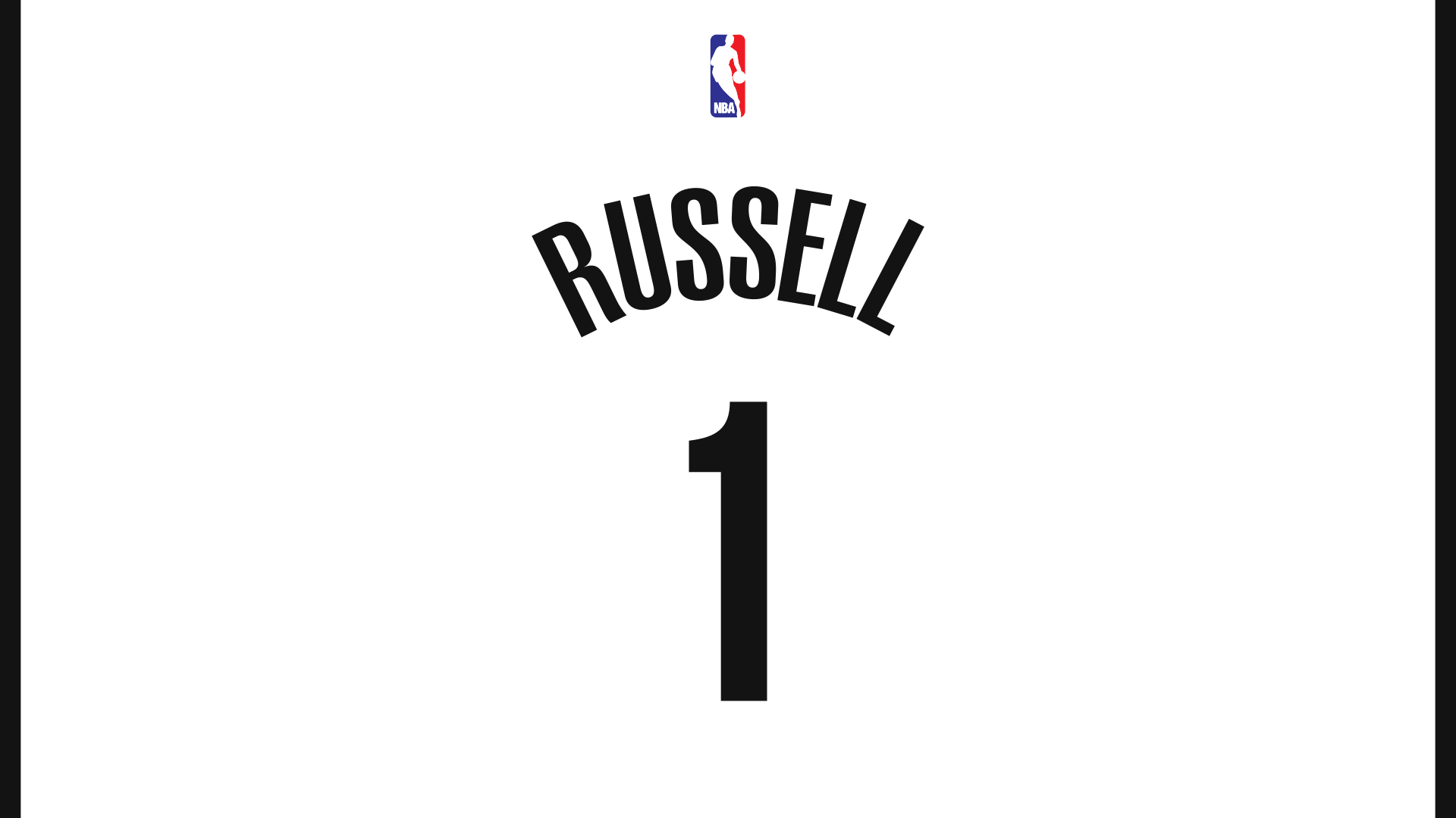 D'Angelo Russell Brooklyn Nets Jersey Wallpapers