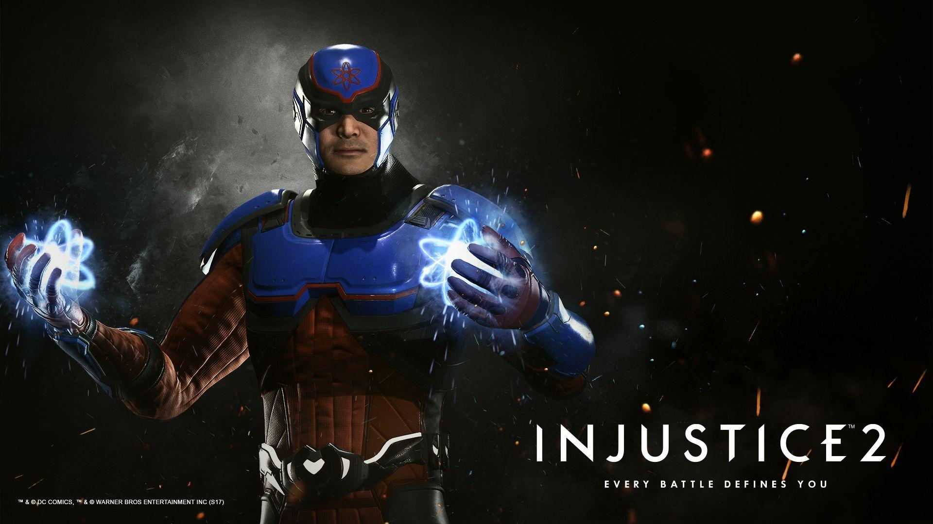 Wallpapers: Injustice 2