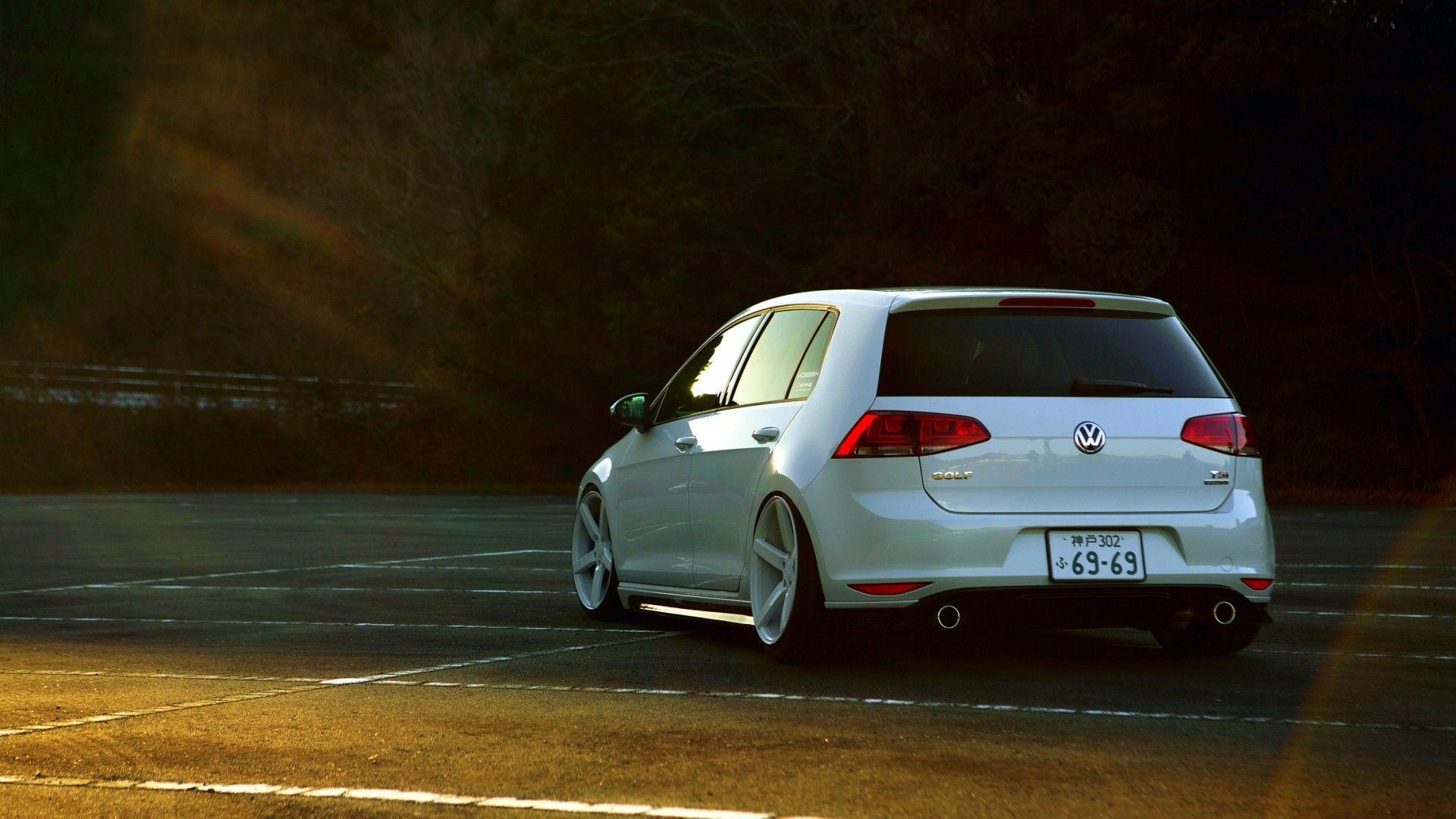 golf 7, Golf VII, Volkswagen, Car Wallpapers HD / Desktop and .