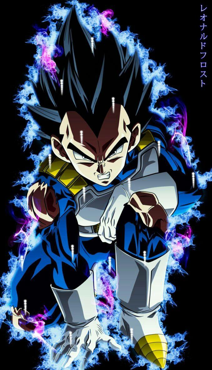 Vegeta Ultra Instinct Wallpapers Wallpaper Cave