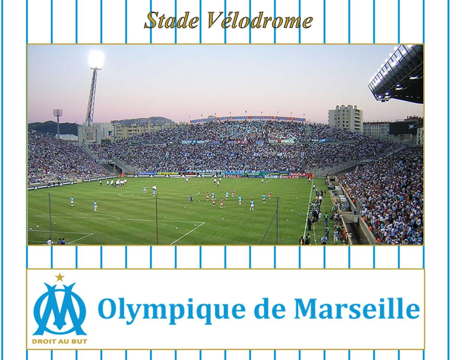 Olympique de Marseille wallpaper | Free soccer wallpapers