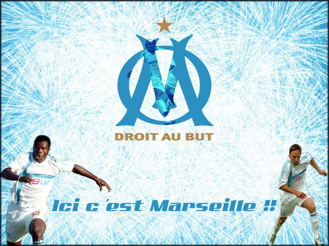 Fc Olympique Marseille wallpaper, Football Pictures and Photos