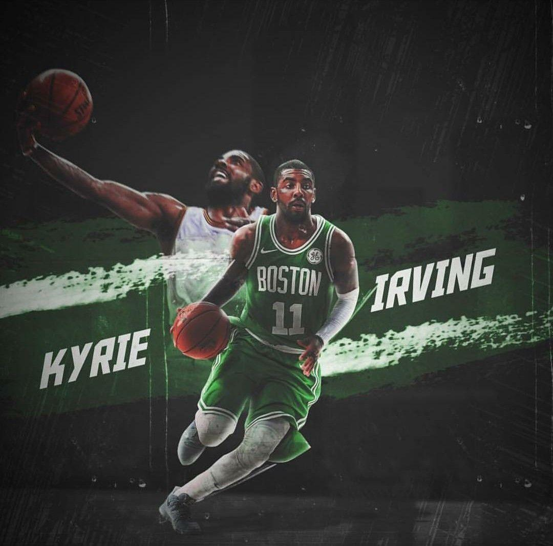 kyrie irving celtics wallpapers wallpaper cave