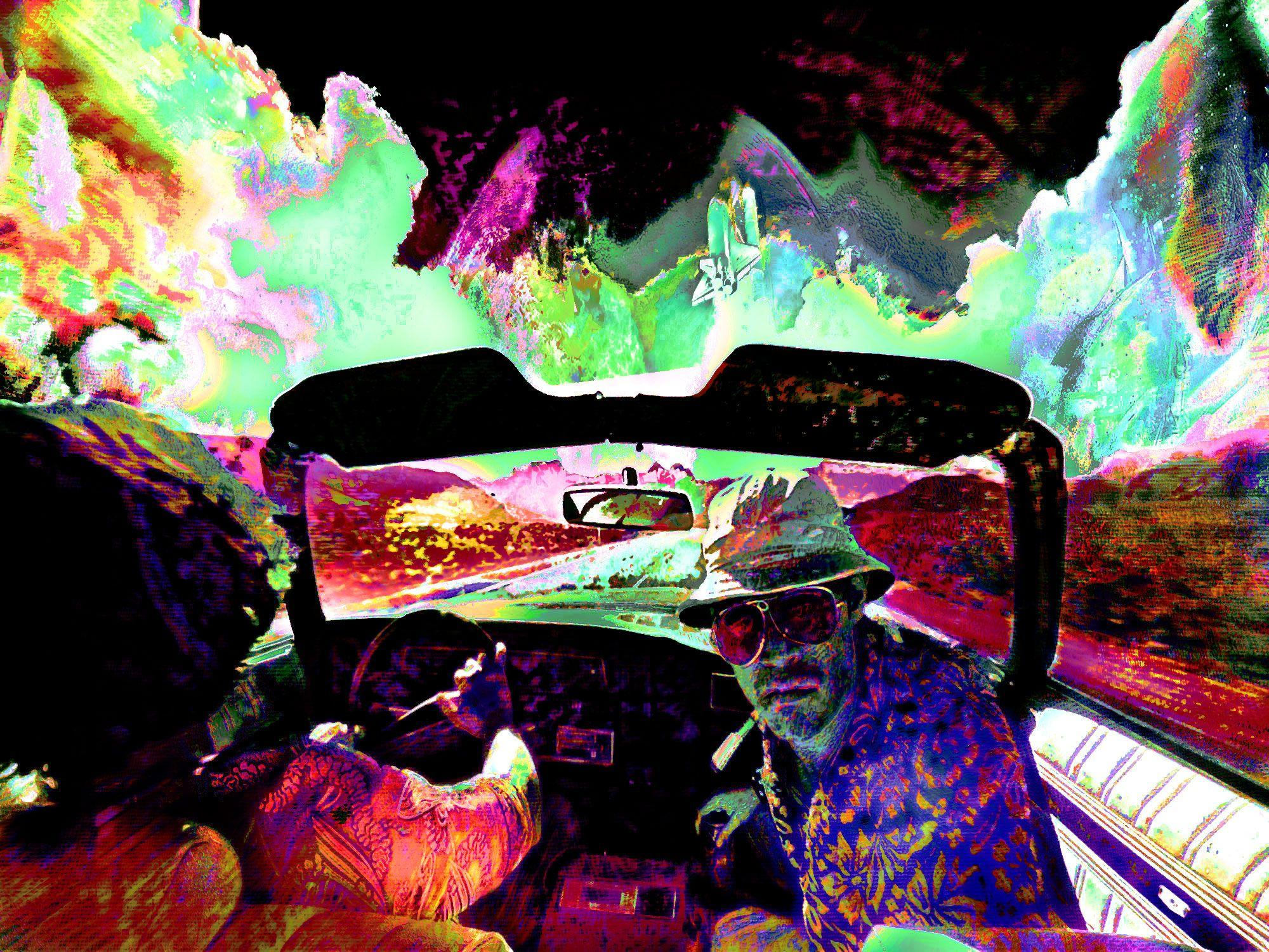Fear And Loathing In Las Vegas Wallpapers Wallpaper Cave