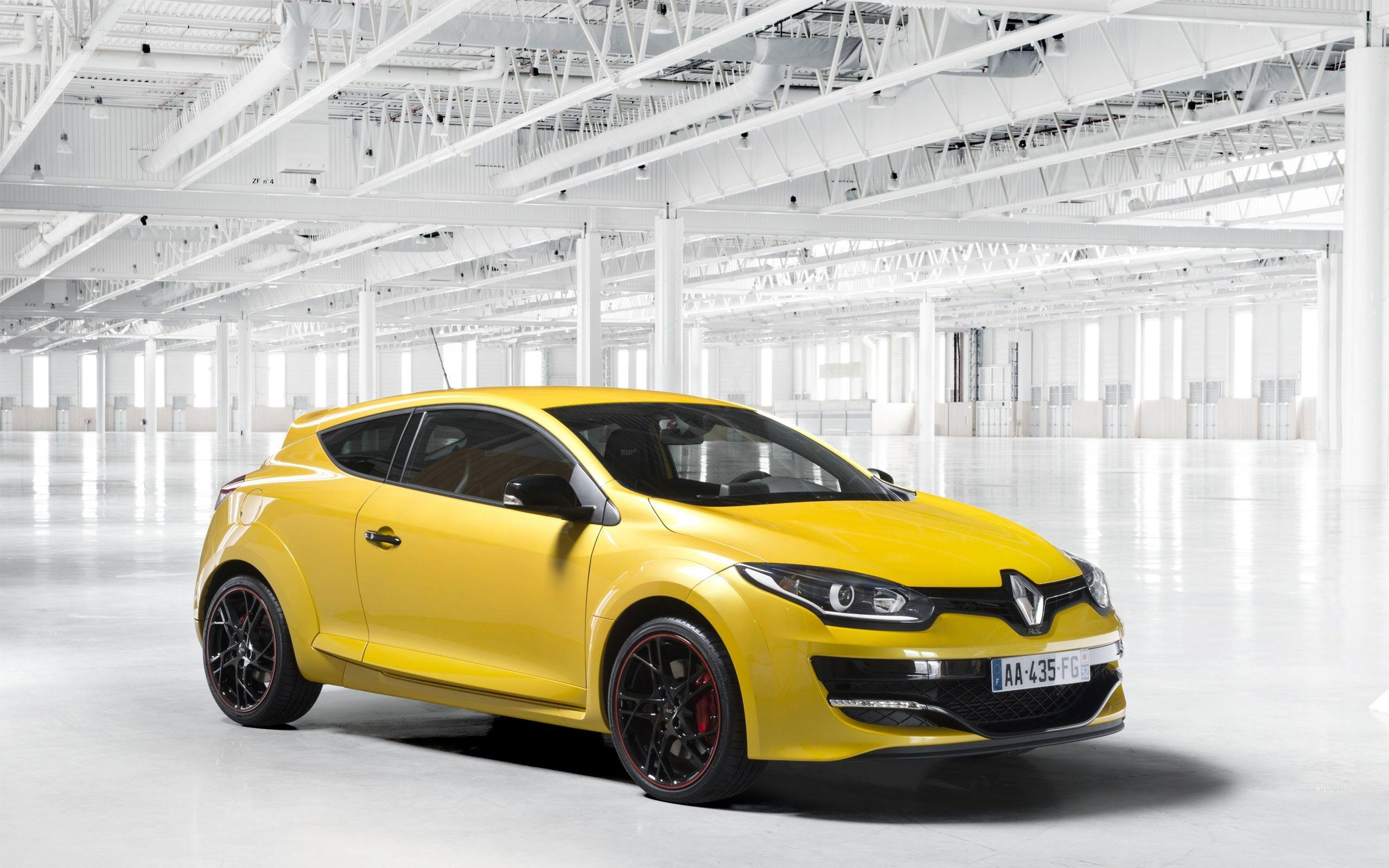 2014 Renault Megane RS Wallpapers