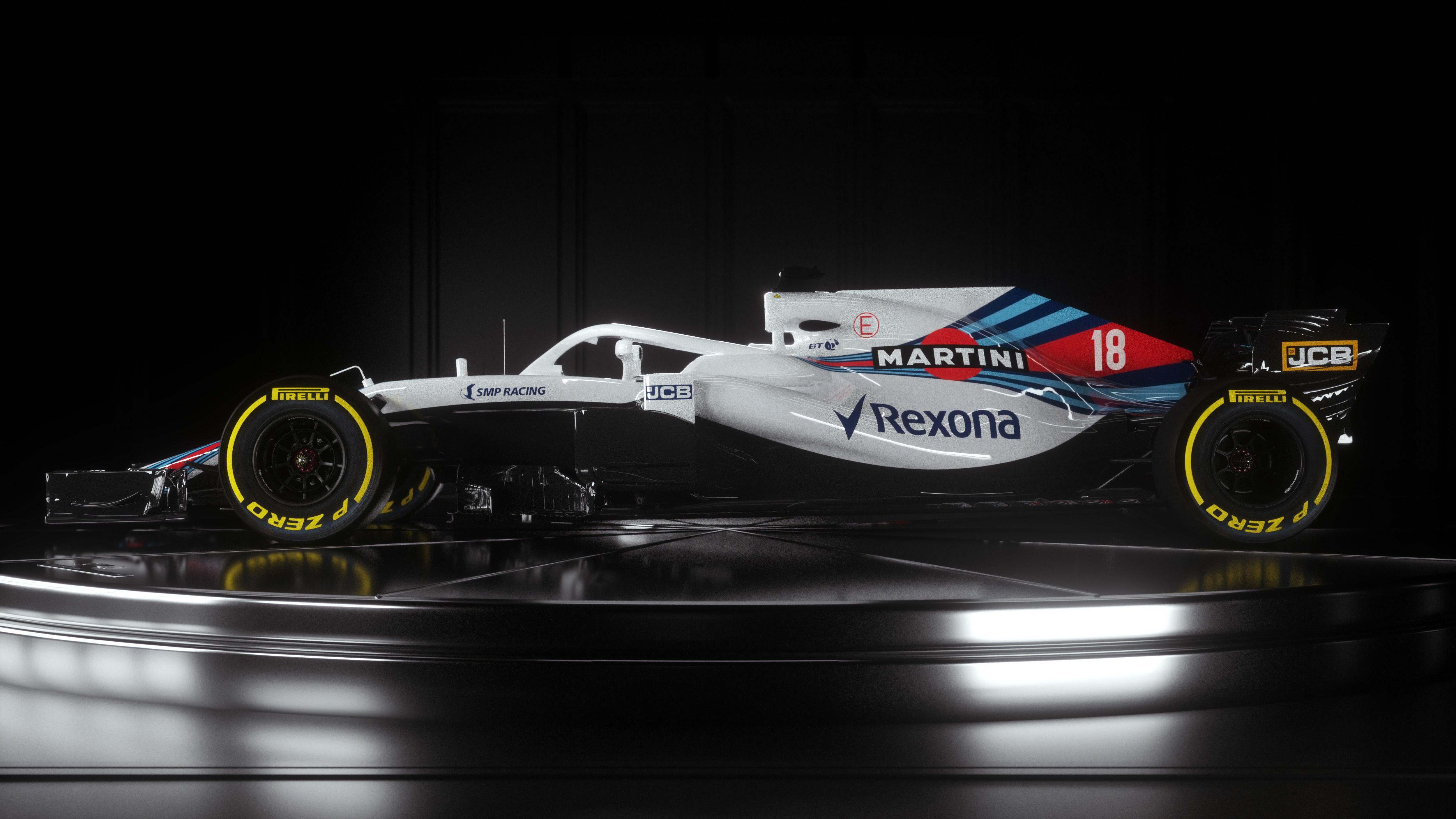 Williams FW41 Wallpapers