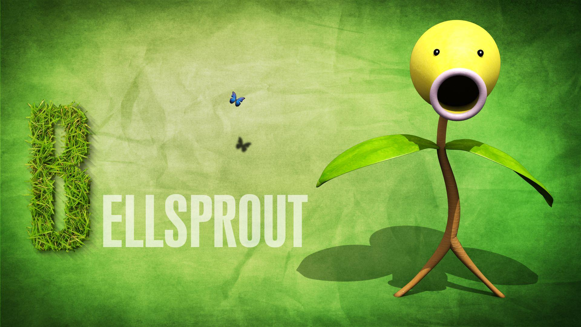 Bellsprout by TheOddApple on DeviantArt