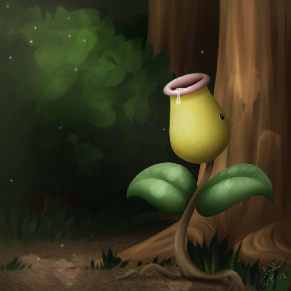 69 Bellsprout by Jojodear on DeviantArt
