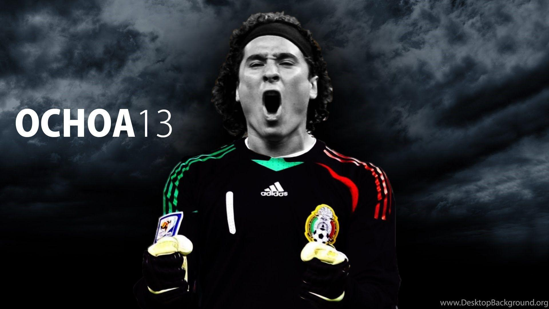 Guillermo ochoa wallpapers wallpaper cave - Guillermo ochoa wallpaper ...