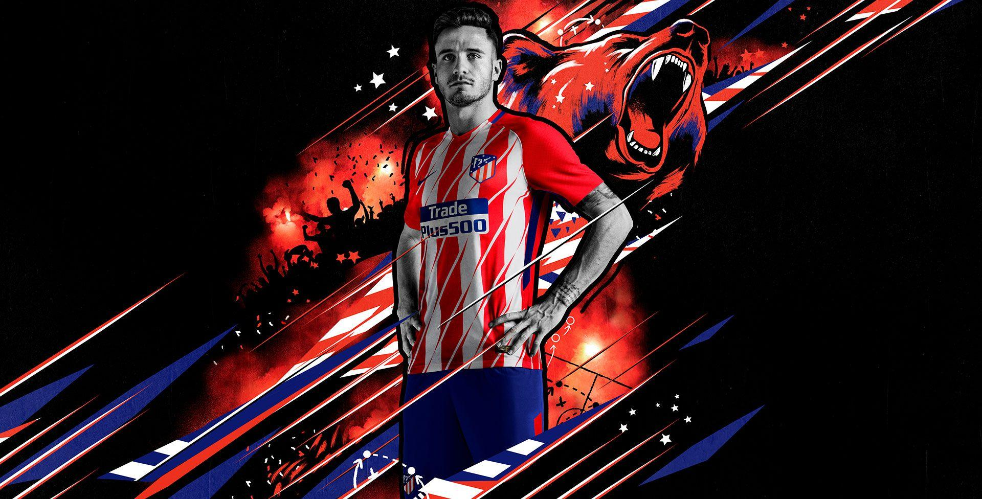 Atletico Madrid 2018 Wallpapers Wallpaper Cave
