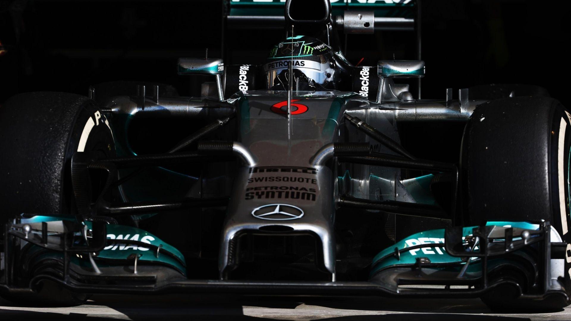 Mercedes-Benz Petronas Background 8