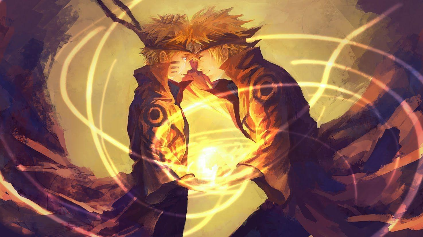 Naruto And Minato Wallpapers Wallpaper Cave