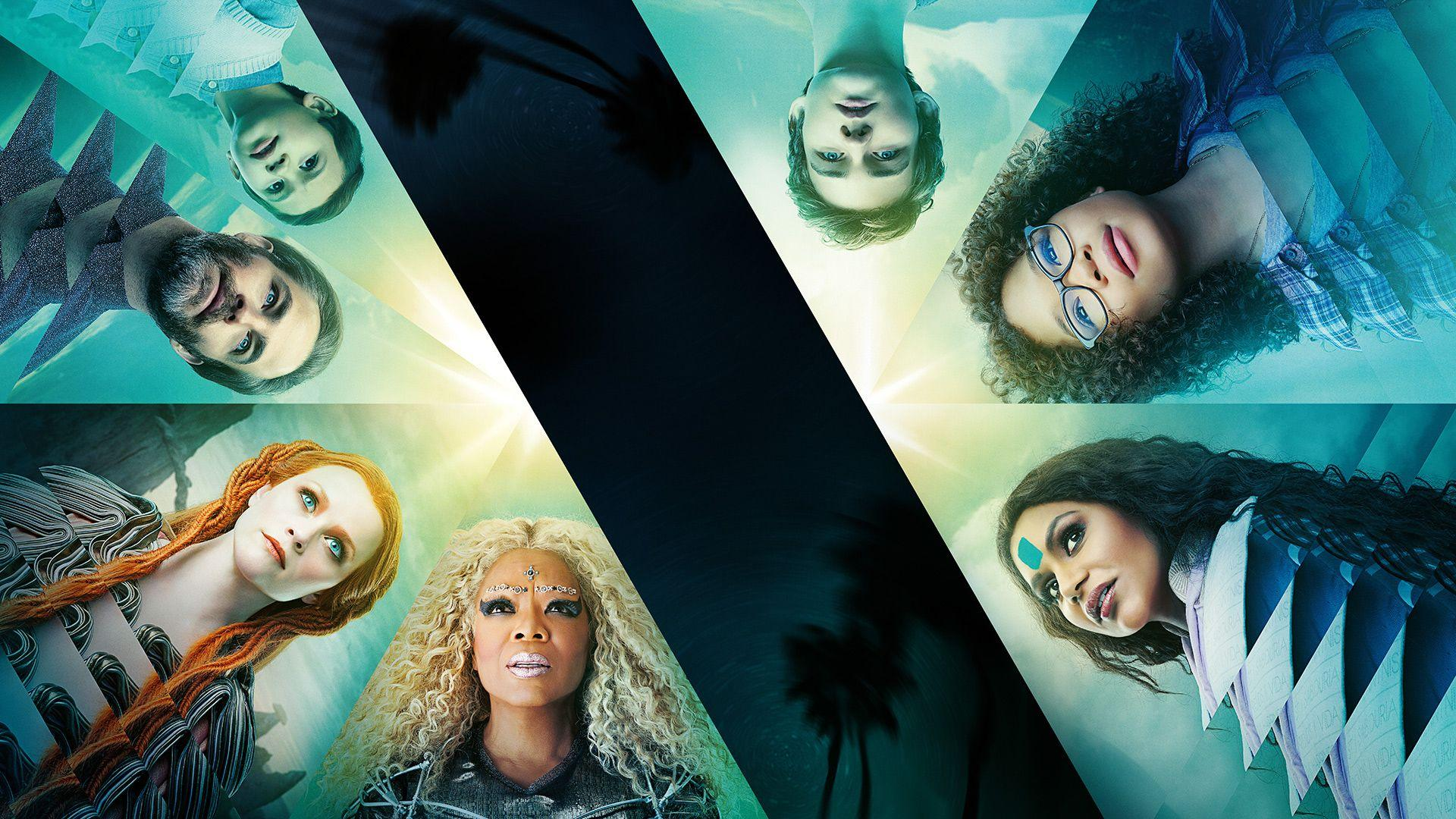 A Wrinkle In Time 2018 Wallpapers Wallpaper Cave