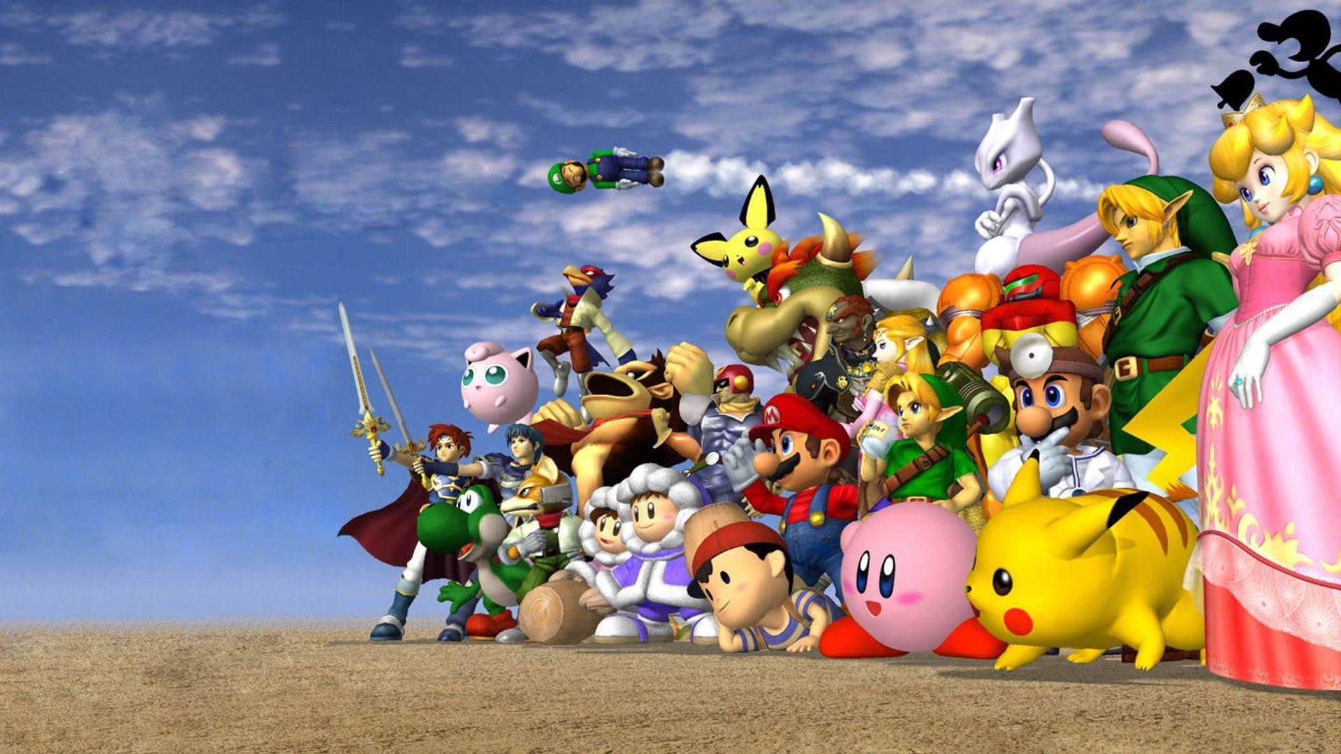 Nintendo Direct Wallpapers Wallpaper Cave