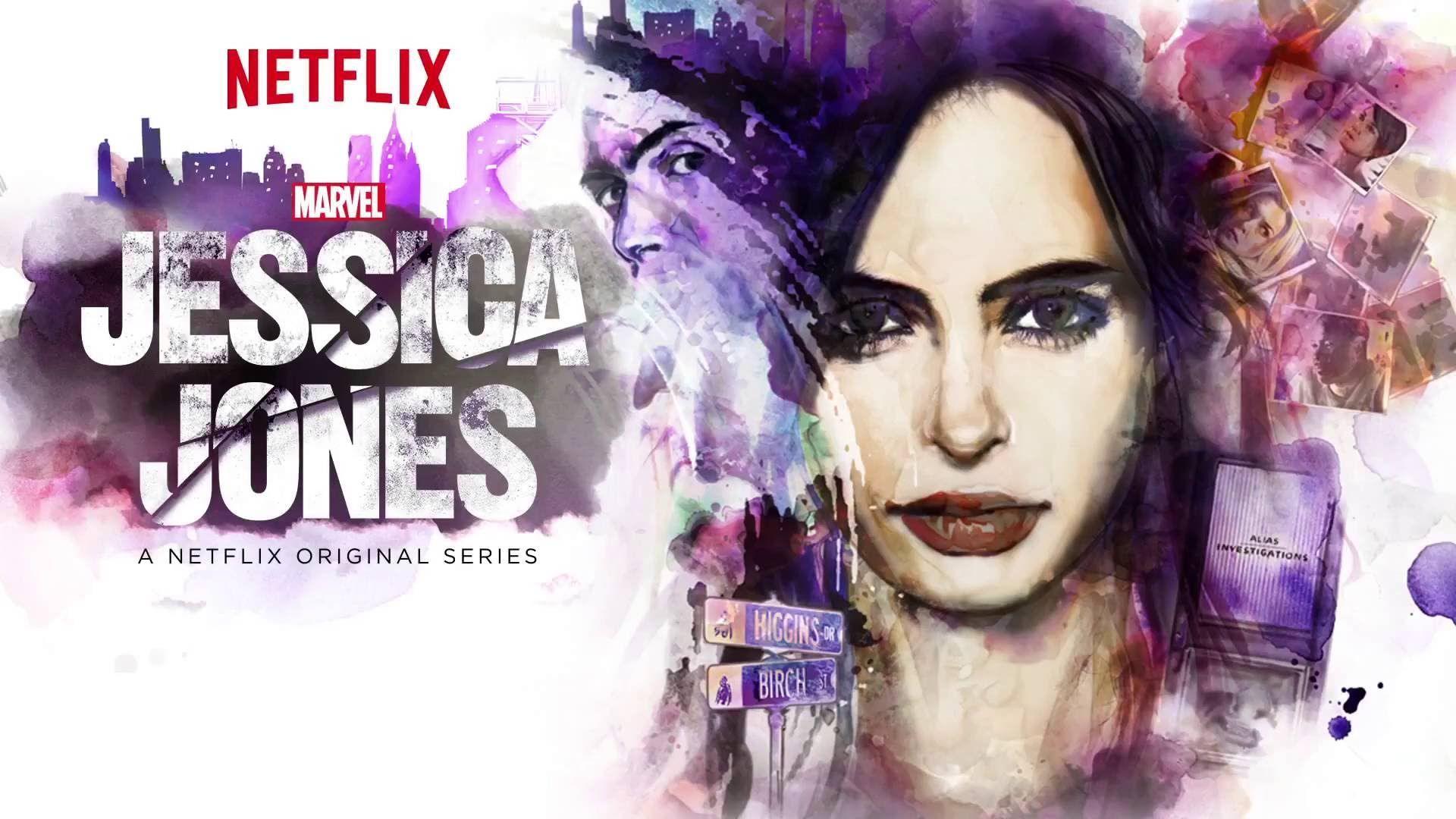 Jessica Jones Season 2 Wallpapers Wallpaper Cave