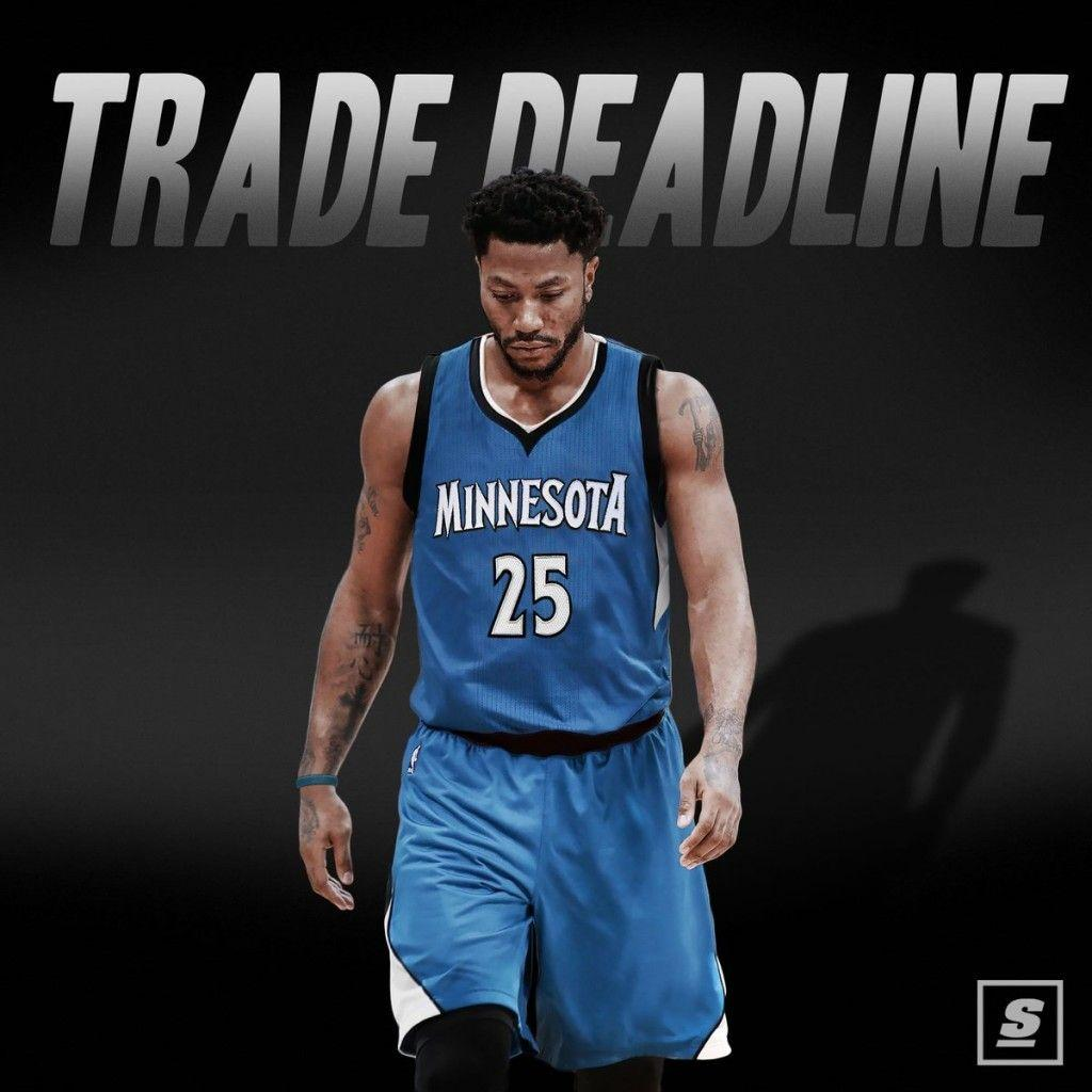 Timberwolves will try to sign Derrick Rose after buyout