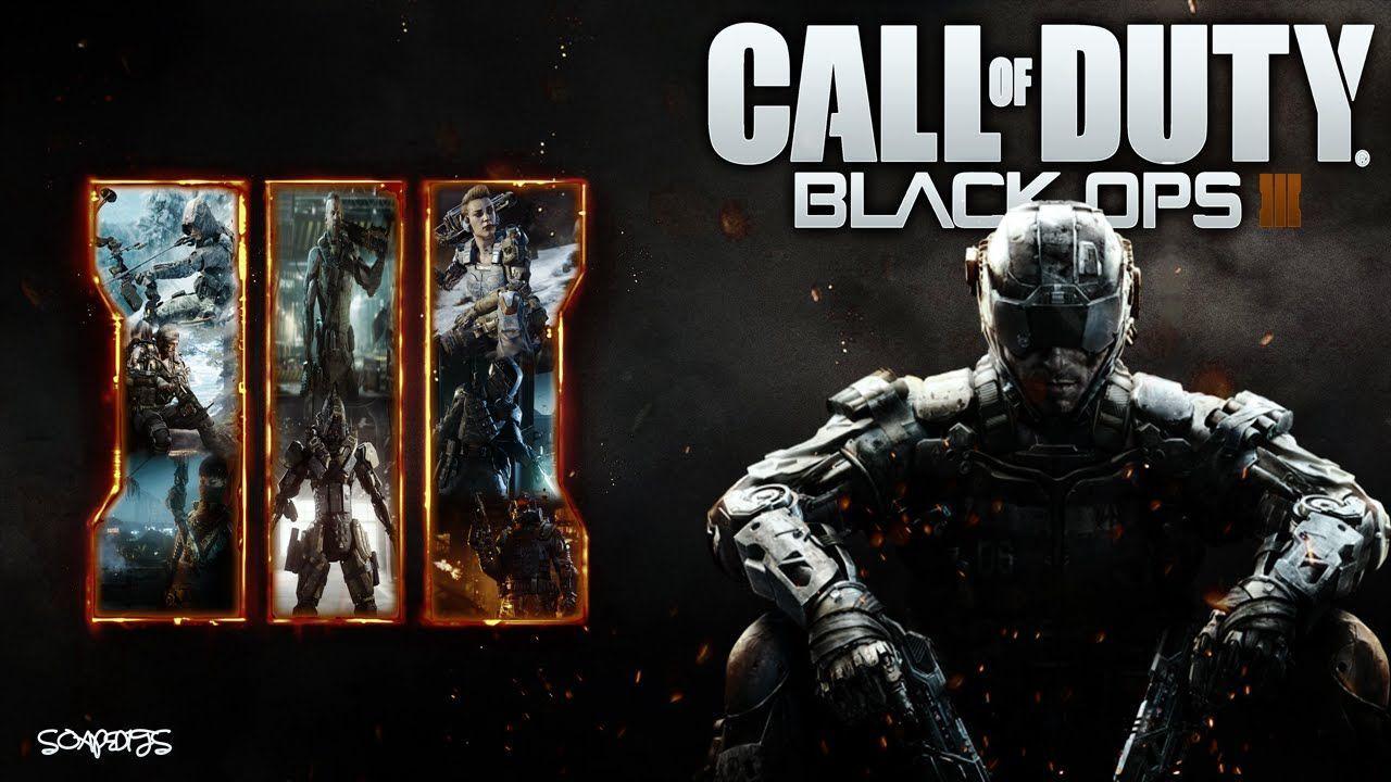 Call Of Duty: Black Ops III + Zombies