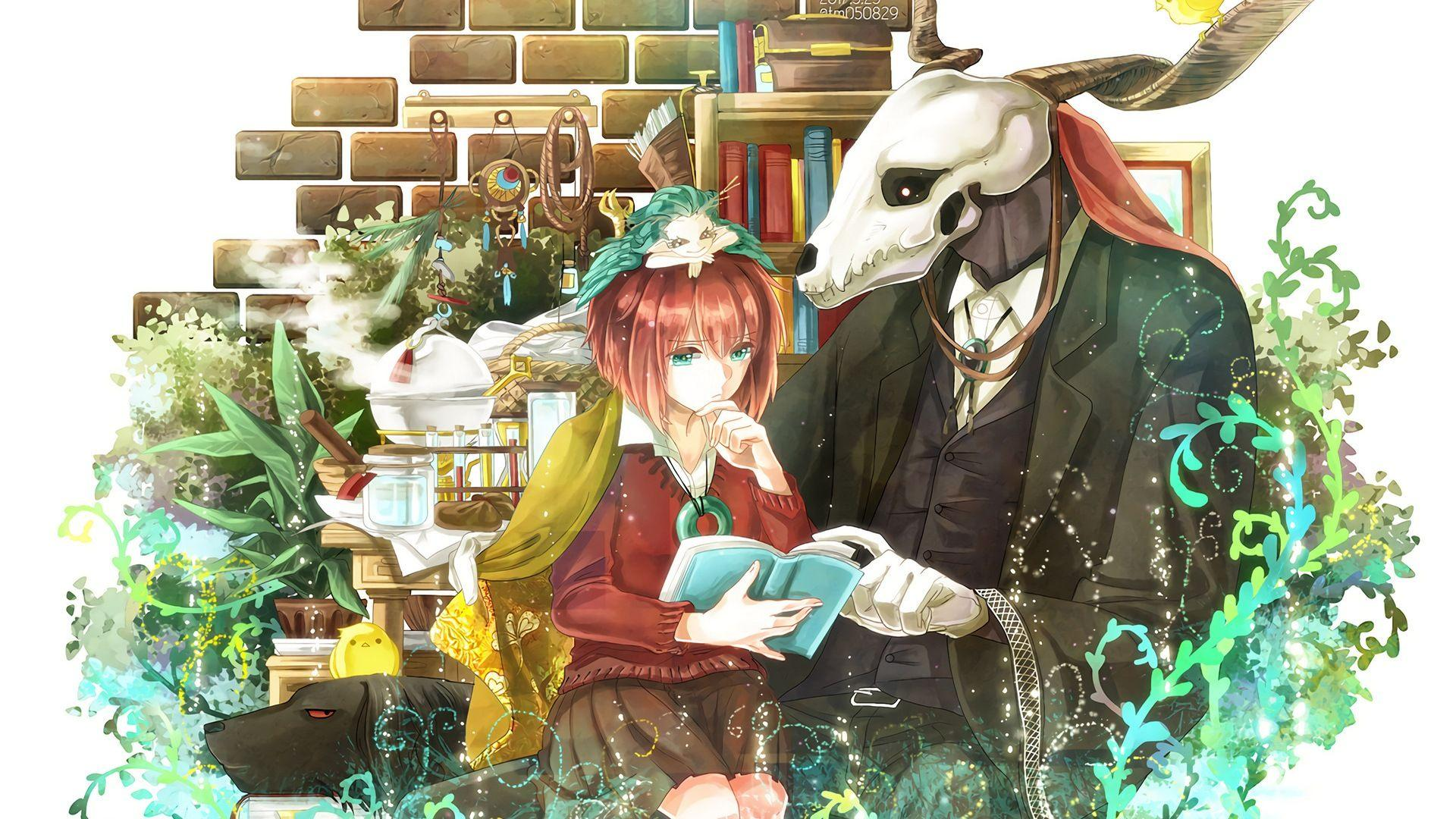 The Ancient Magus Bride Wallpapers Wallpaper Cave