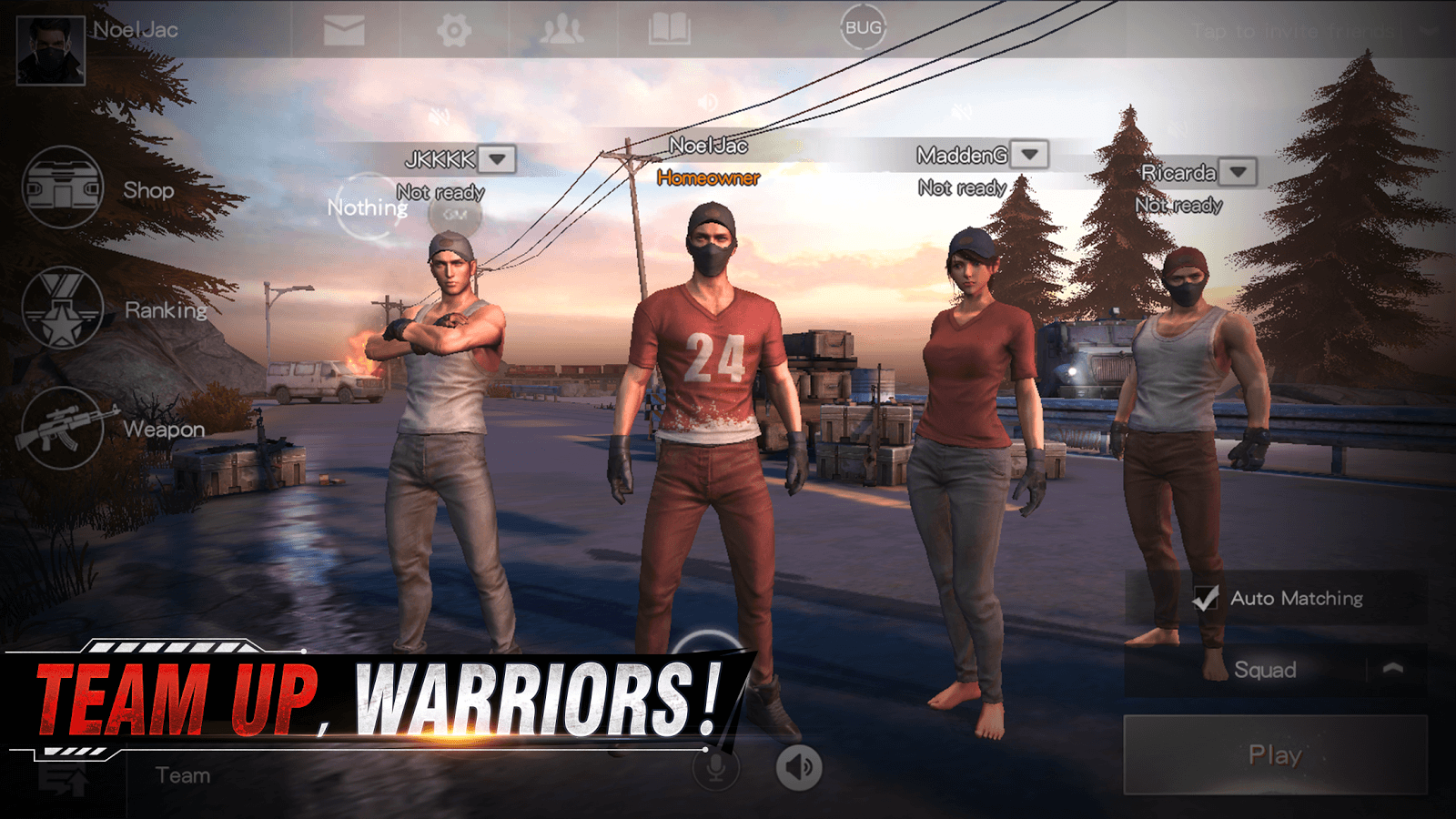 tai game rules of survival