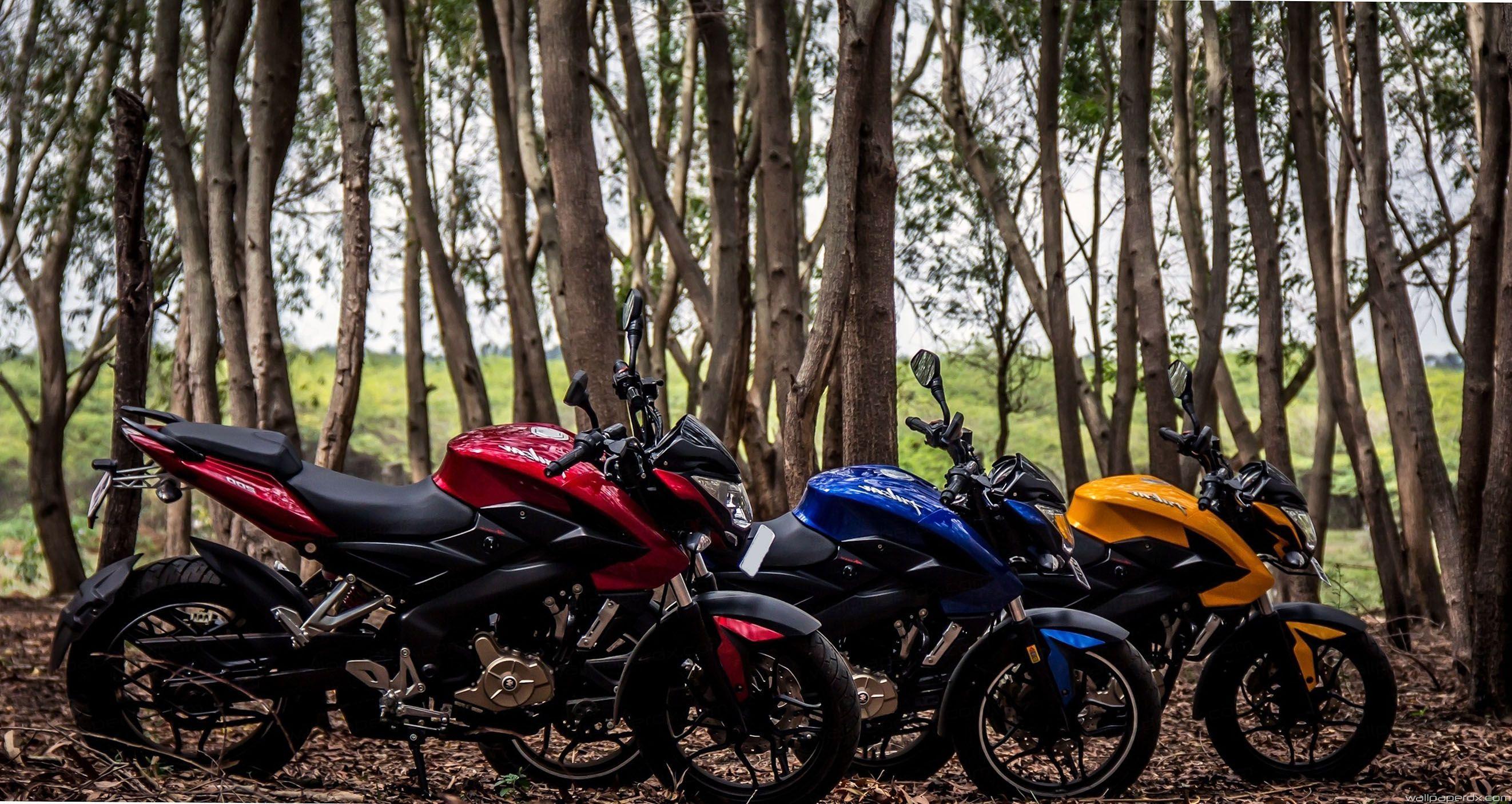 Pulsar Bikes Wallpapers Hd: Pulsar NS 200 Wallpapers