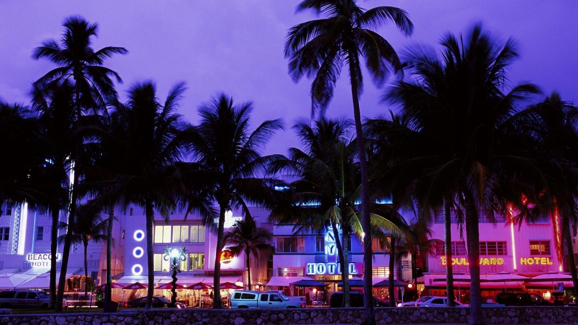 Miami Vice Desktop Wallpaper