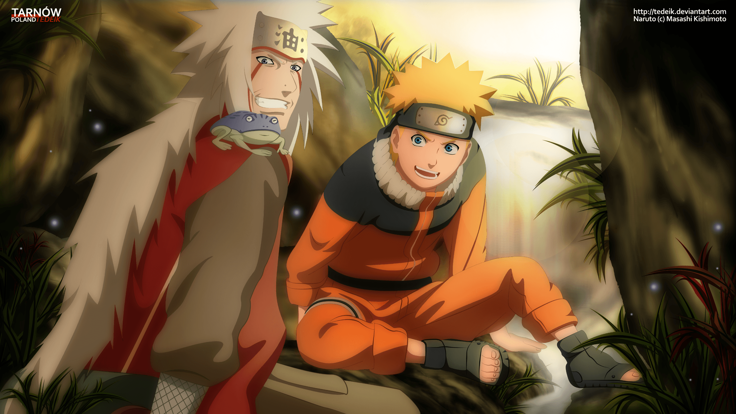 Naruto Jiraiya Wallpapers - Wallpaper Cave