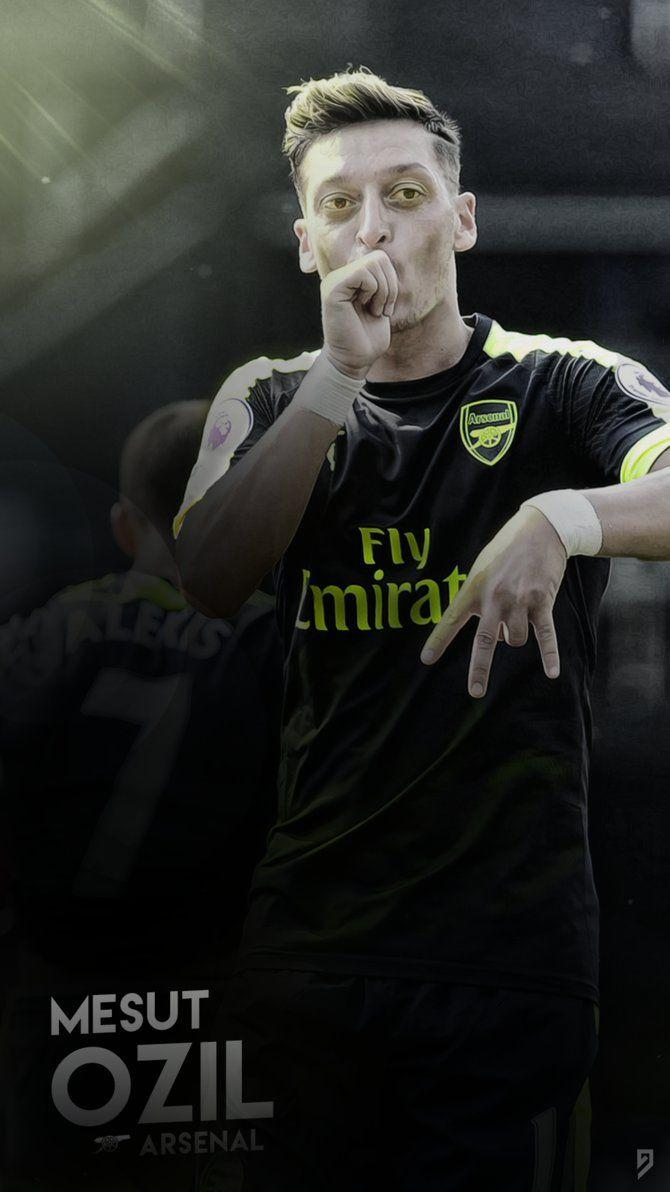 Mesut Ozil 2018 Wallpapers Wallpaper Cave