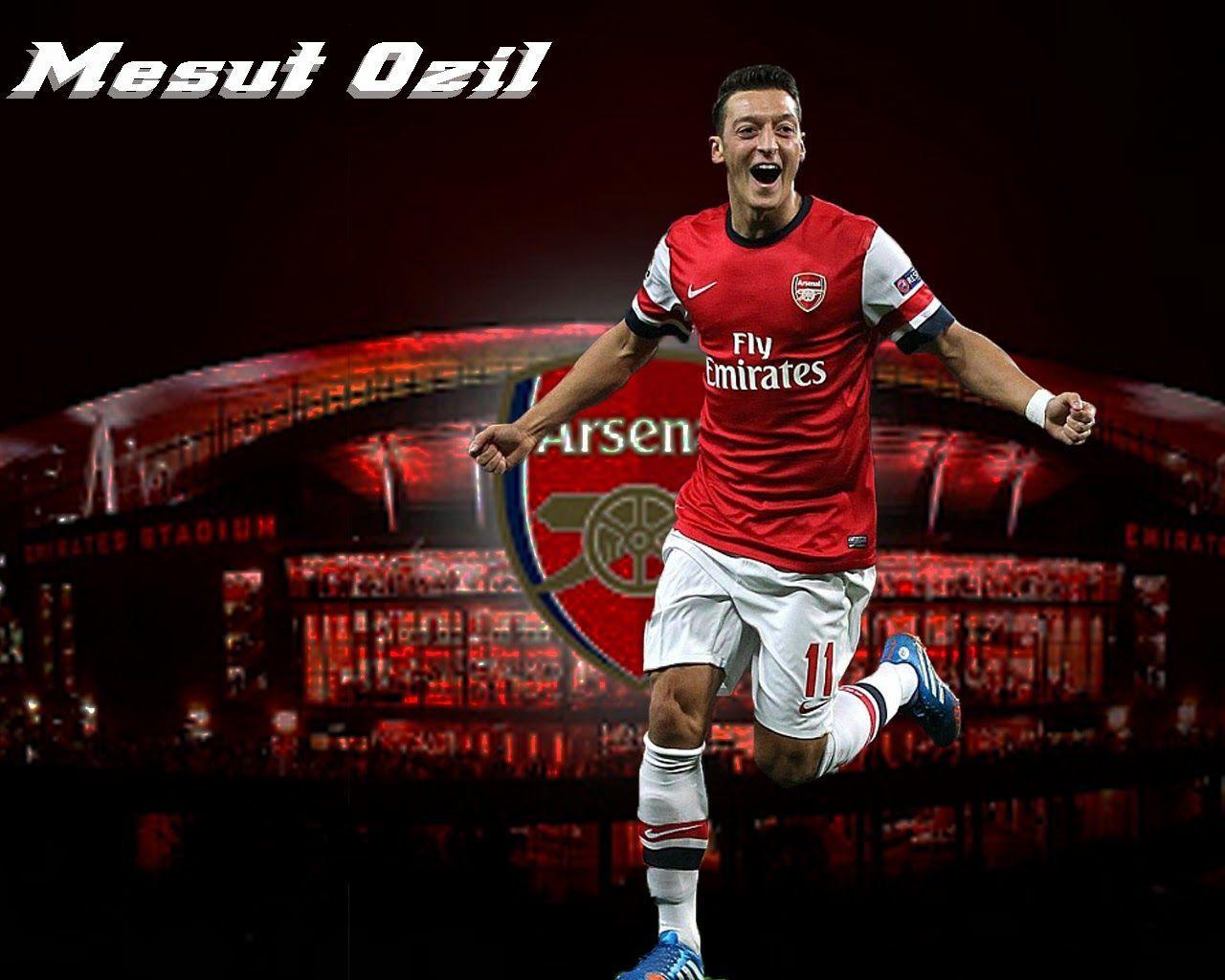 Özil Arsenal Wallpapers