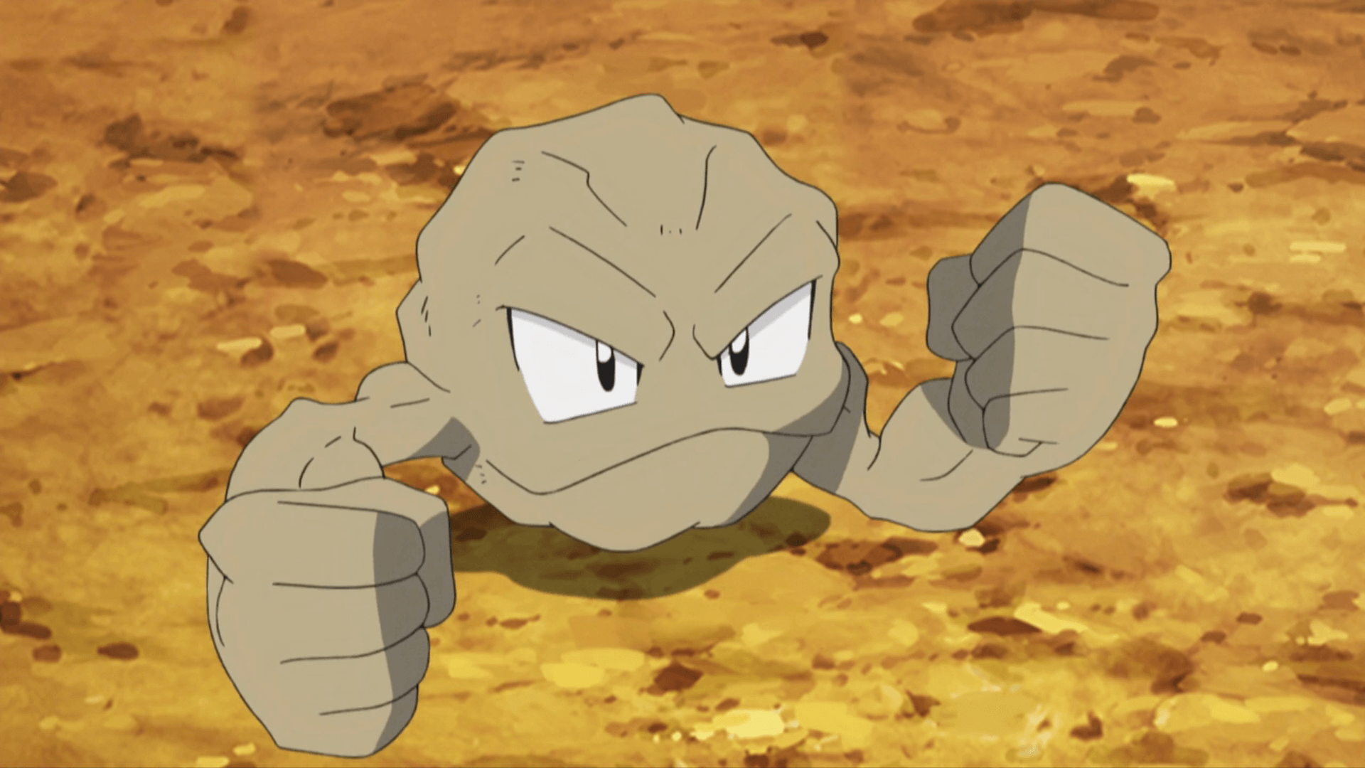 Image - Brock Geodude anime.png | Pokémon Wiki | FANDOM powered by ...