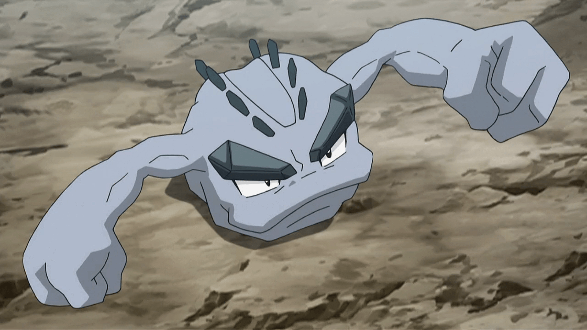Image - Geodude SM032.png | Pokémon Wiki | FANDOM powered by Wikia