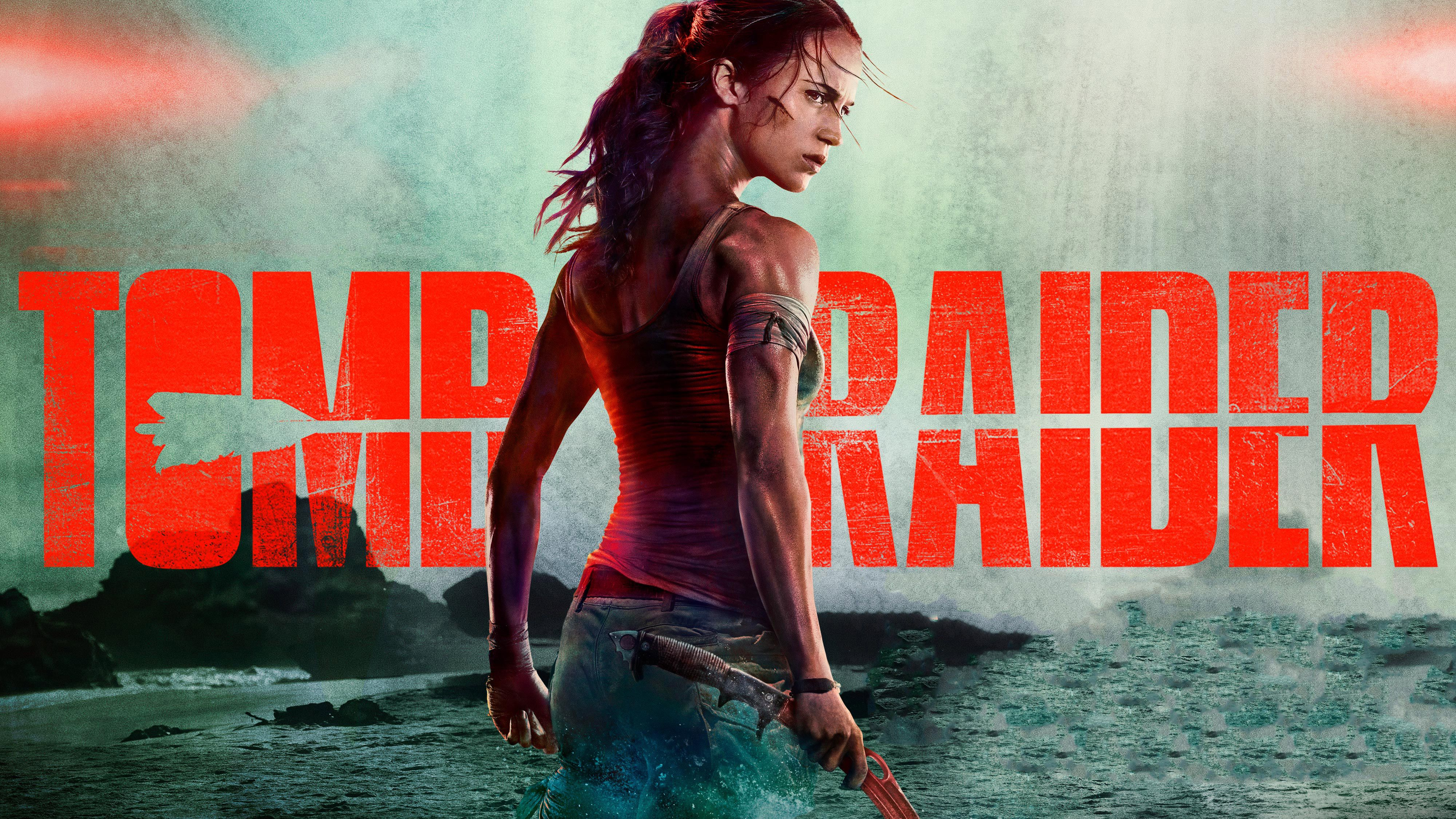 Tomb Raider 2018 Movie Wallpapers Wallpaper Cave