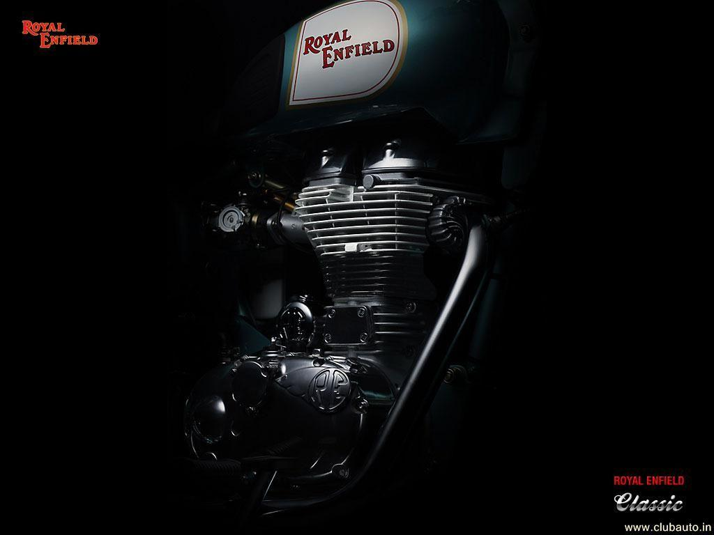 Royal Enfield Classic 350 Wallpapers