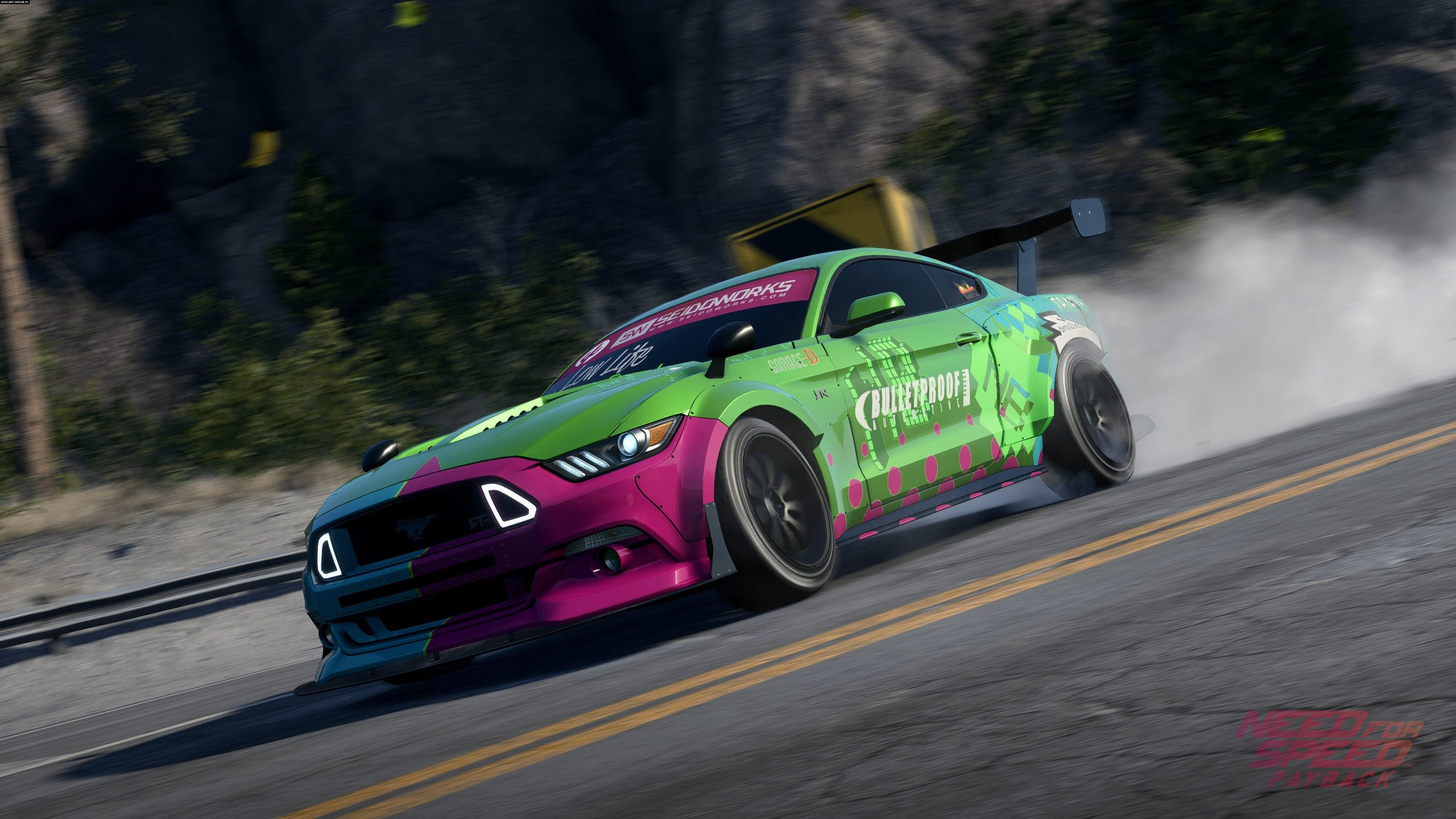 Need For Speed Payback Wallpaper: NFS Payback Wallpapers
