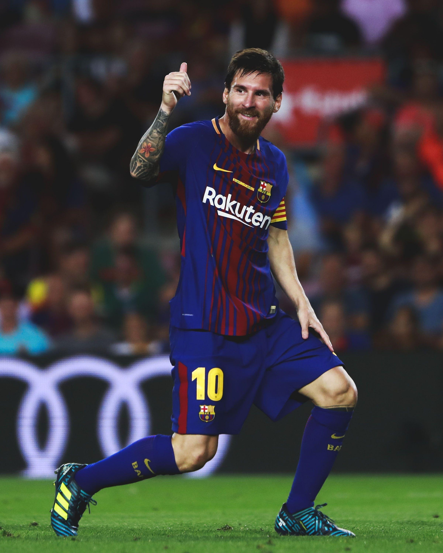Wallpaper Of Messi: Ousmane Dembélé Barcelona Wallpapers