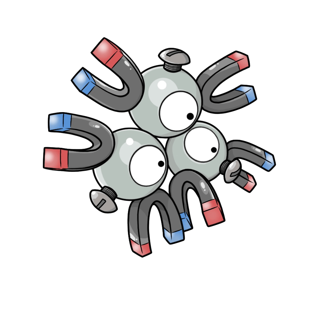 Magnemite Magneton Magnezone on TheSteelpedia