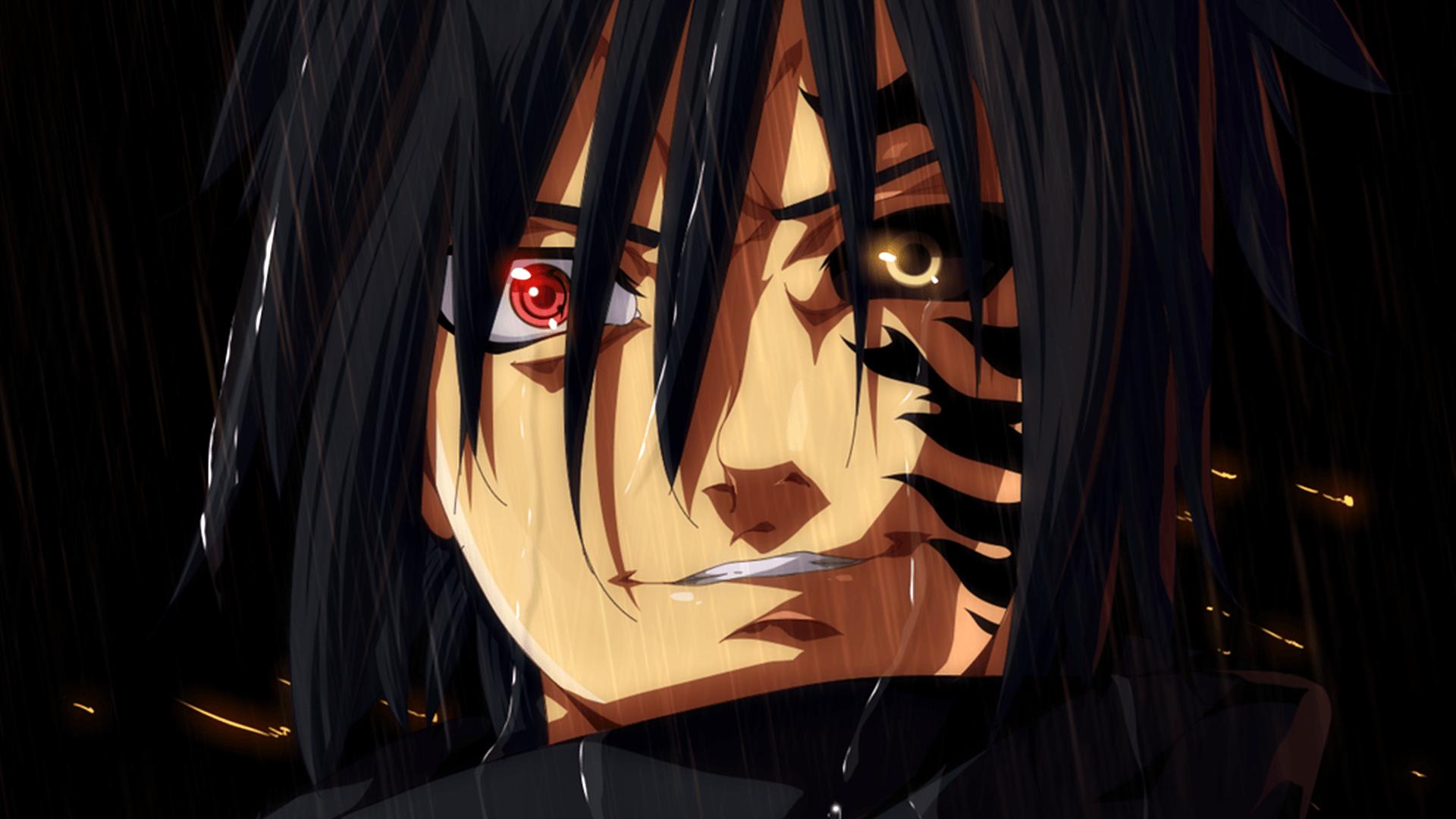 Sasuke Fond D Ecran - Fond d écran
