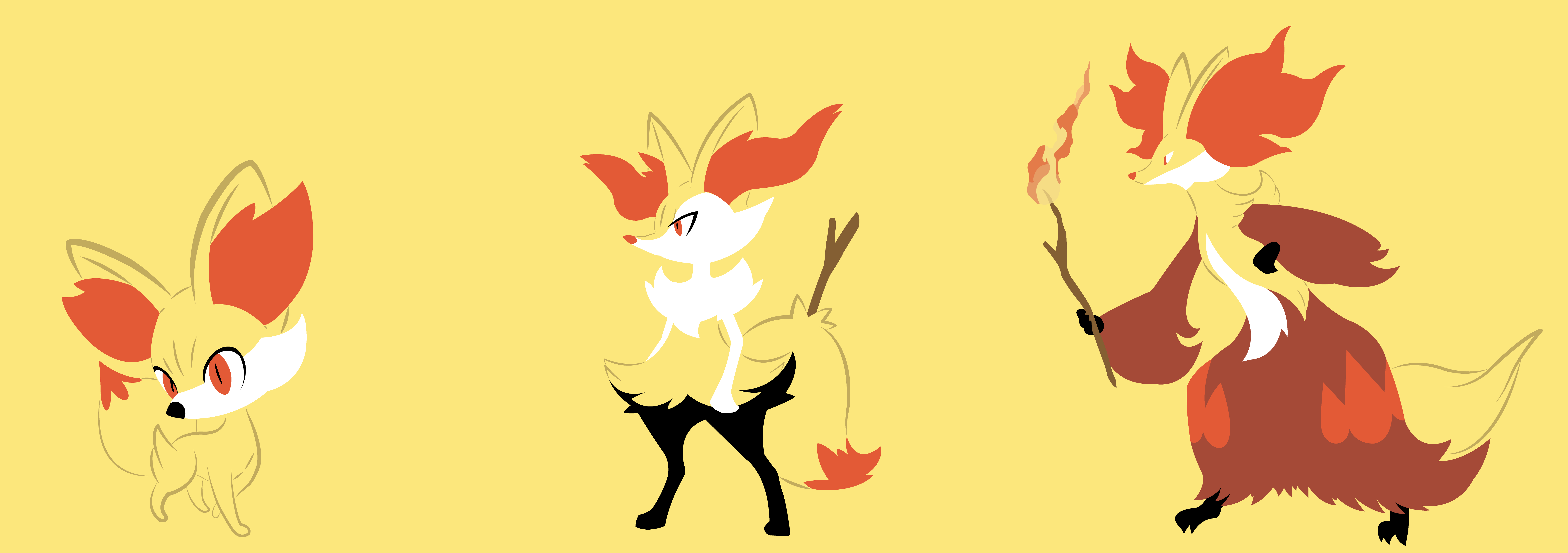 Braixen Wallpaper, PC Braixen Wallpaper Most Beautiful Images (Of ...