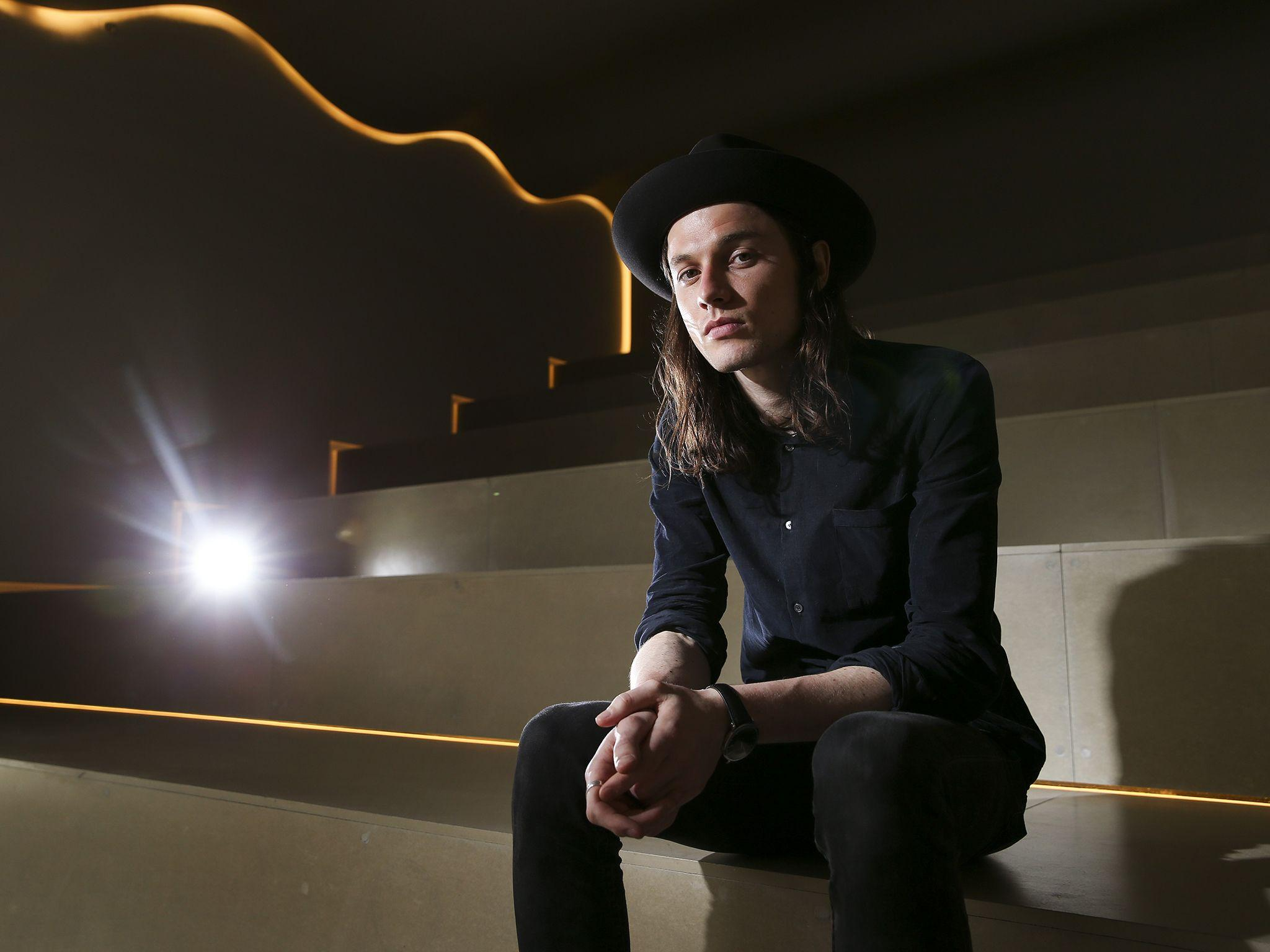 James Bay interview: 'As a solo artist with a guitar, I can only