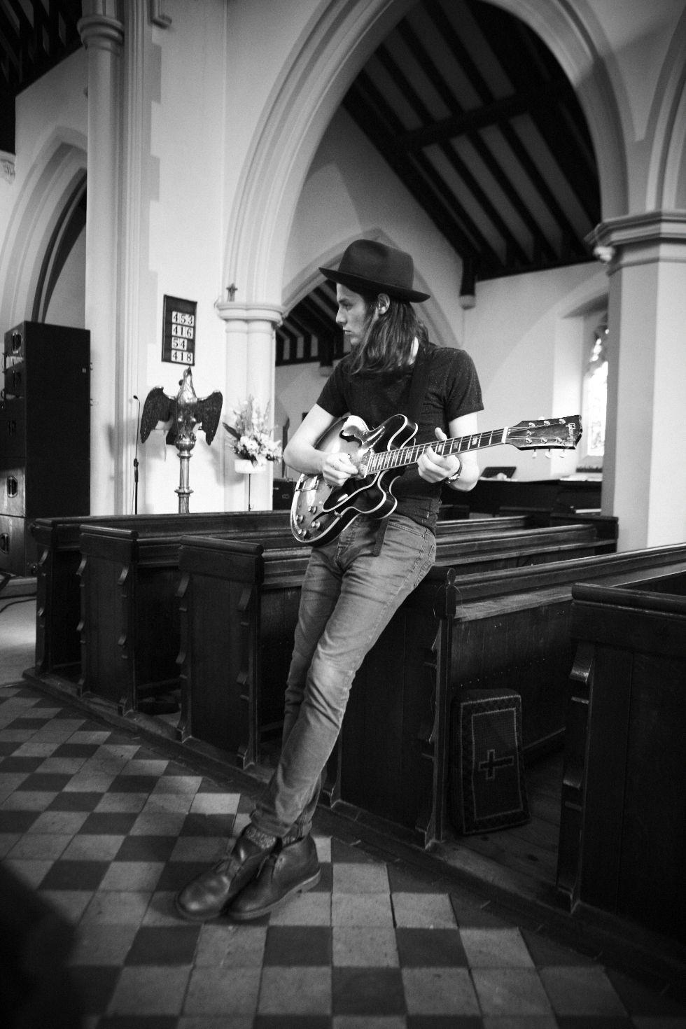 The Interview: James Bay