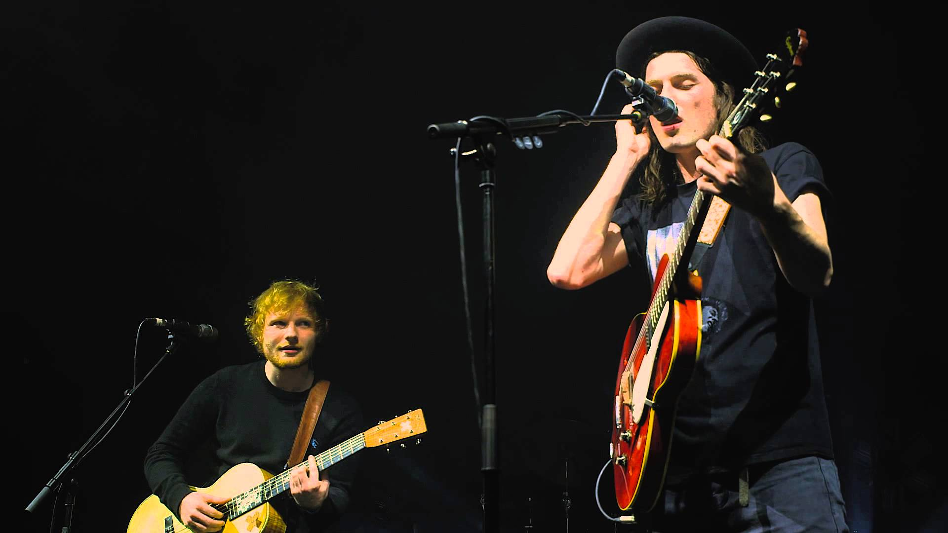 James Bay x Ed Sheeran